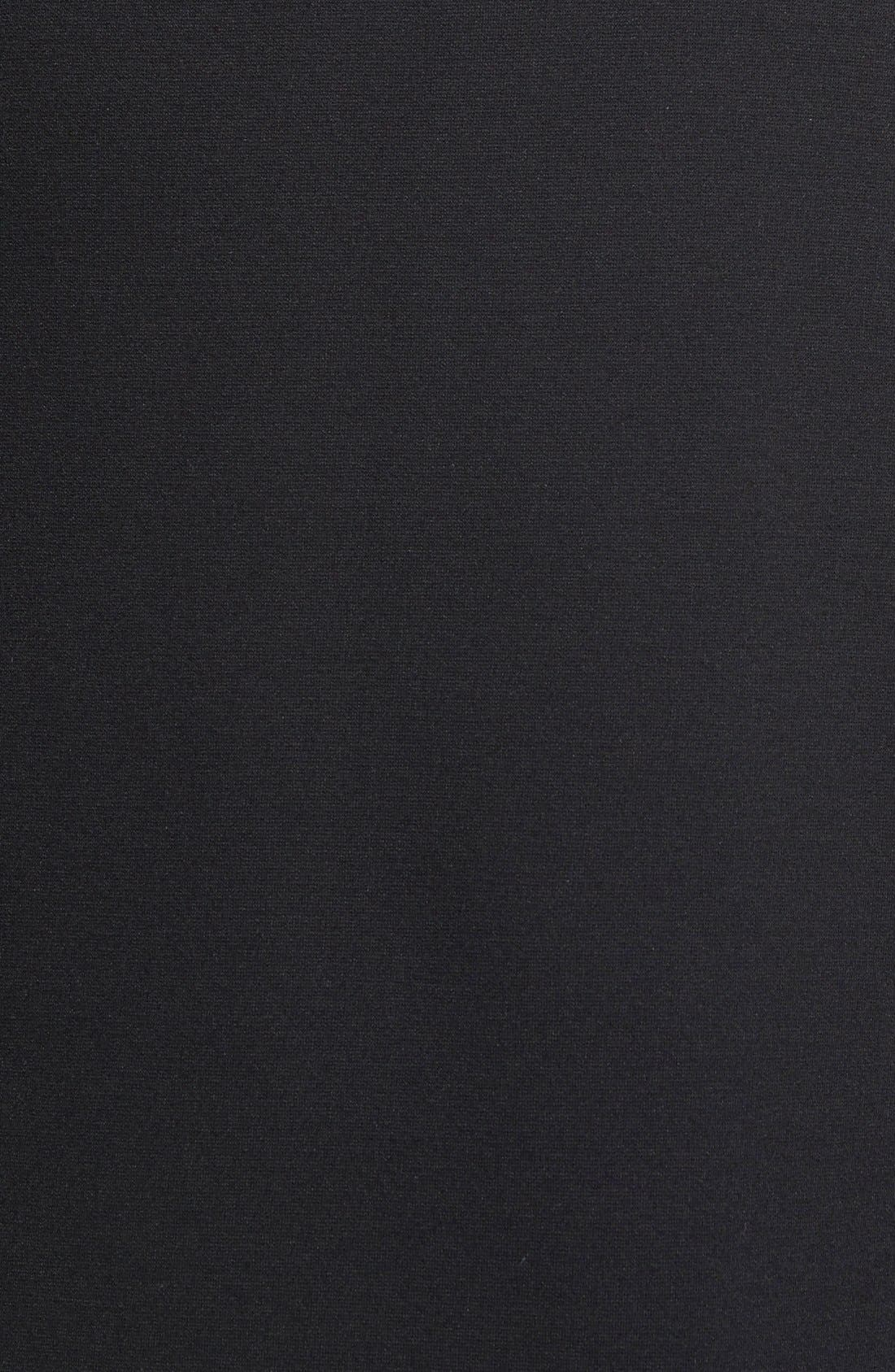 Alternate Image 3  - Eileen Fisher Ponte Knit Pencil Skirt (Plus)