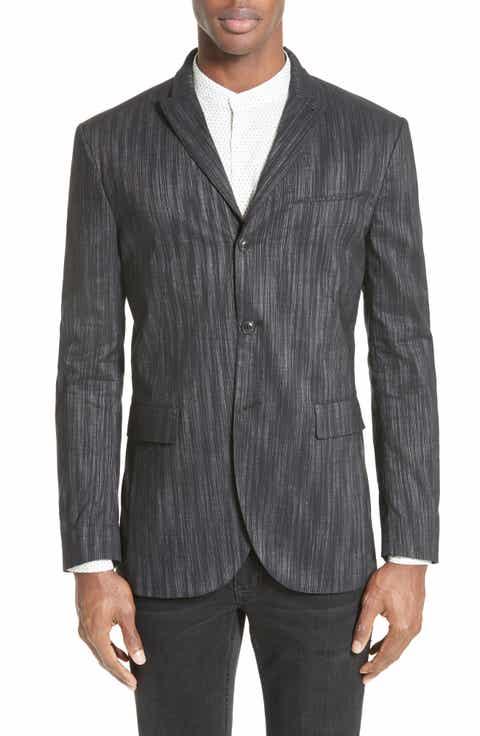 John Varvatos Collection Slim Fit Sport Coat