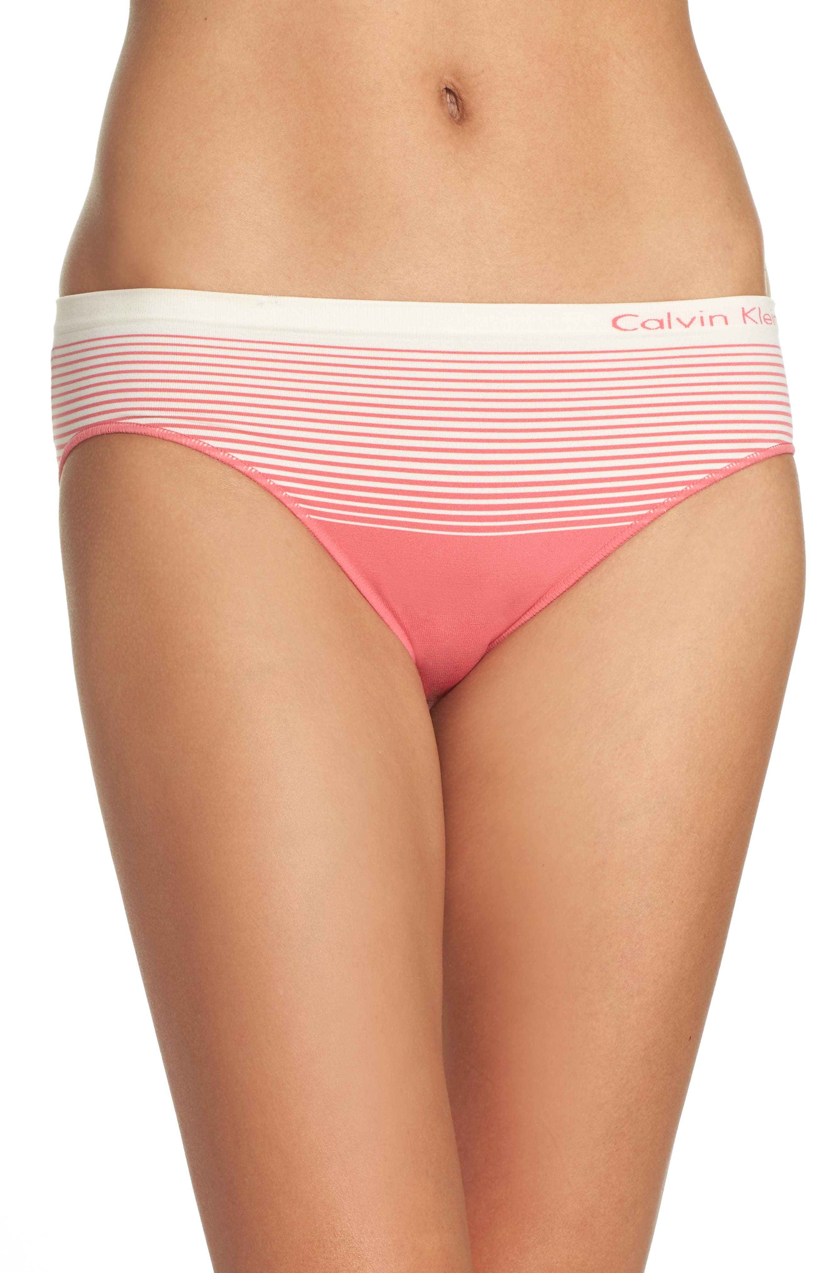 CALVIN KLEIN Illusion Hipster Briefs