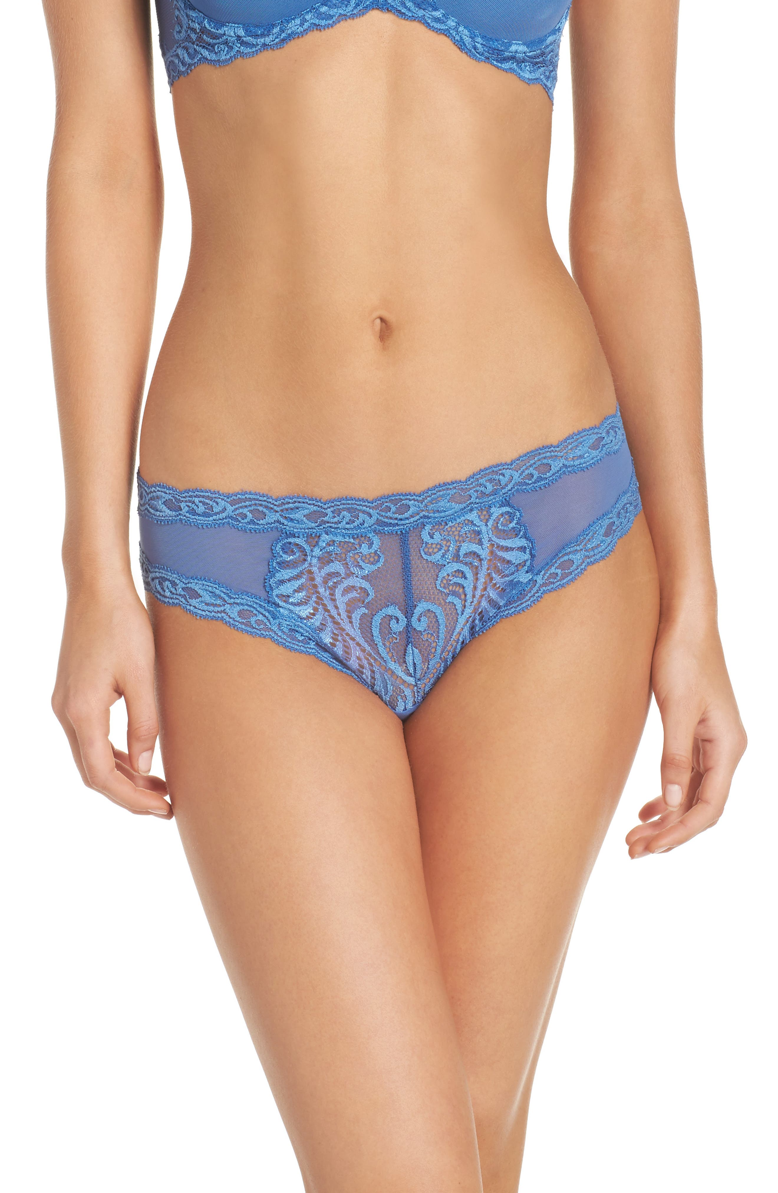 Natori Feathers Hipster Briefs