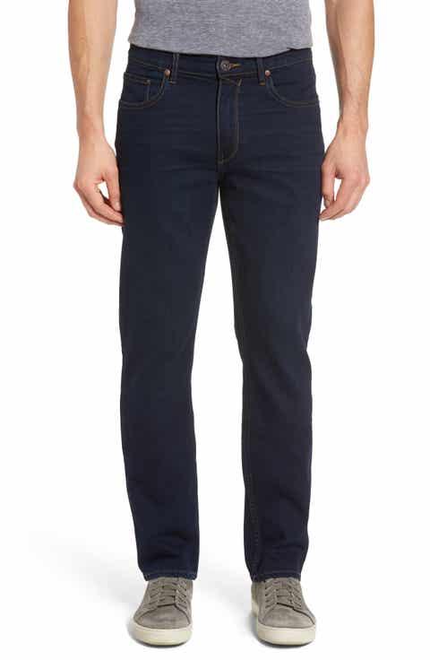 PAIGE Normandie Straight Leg Jeans (Scottie)