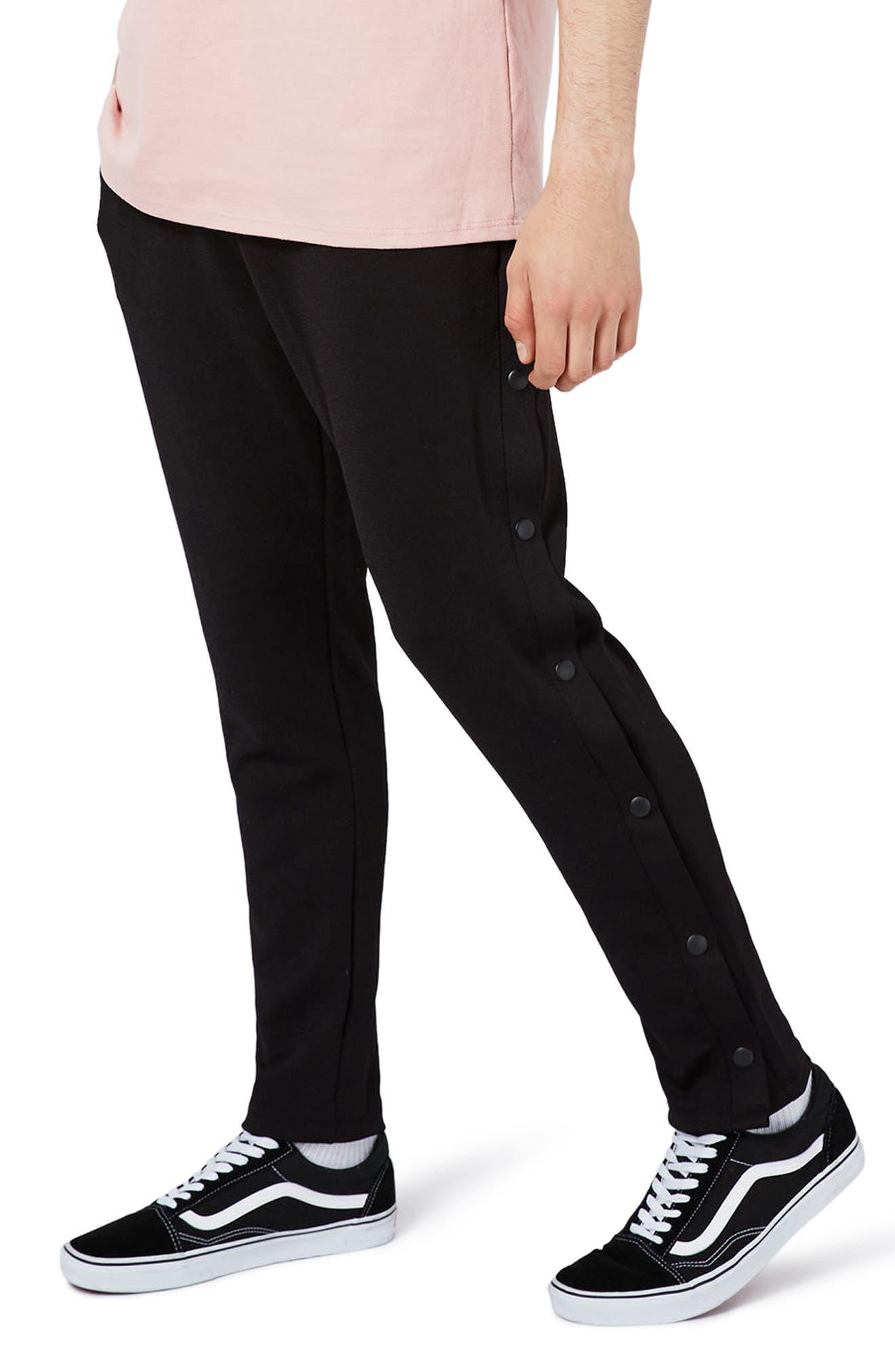 Topman Tearaway Jogger Pants