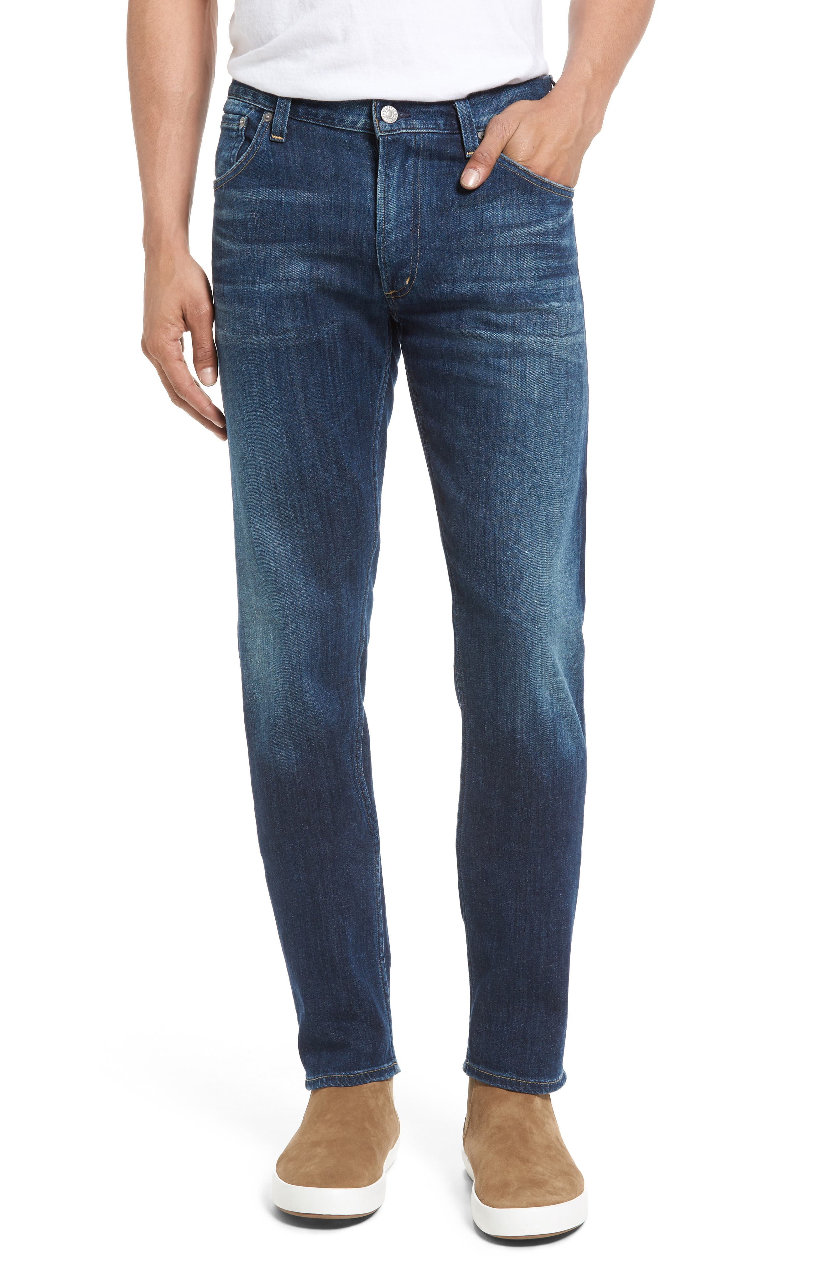 Citizens of Humanity Bowery Slim Fit Jeans (Aerial)