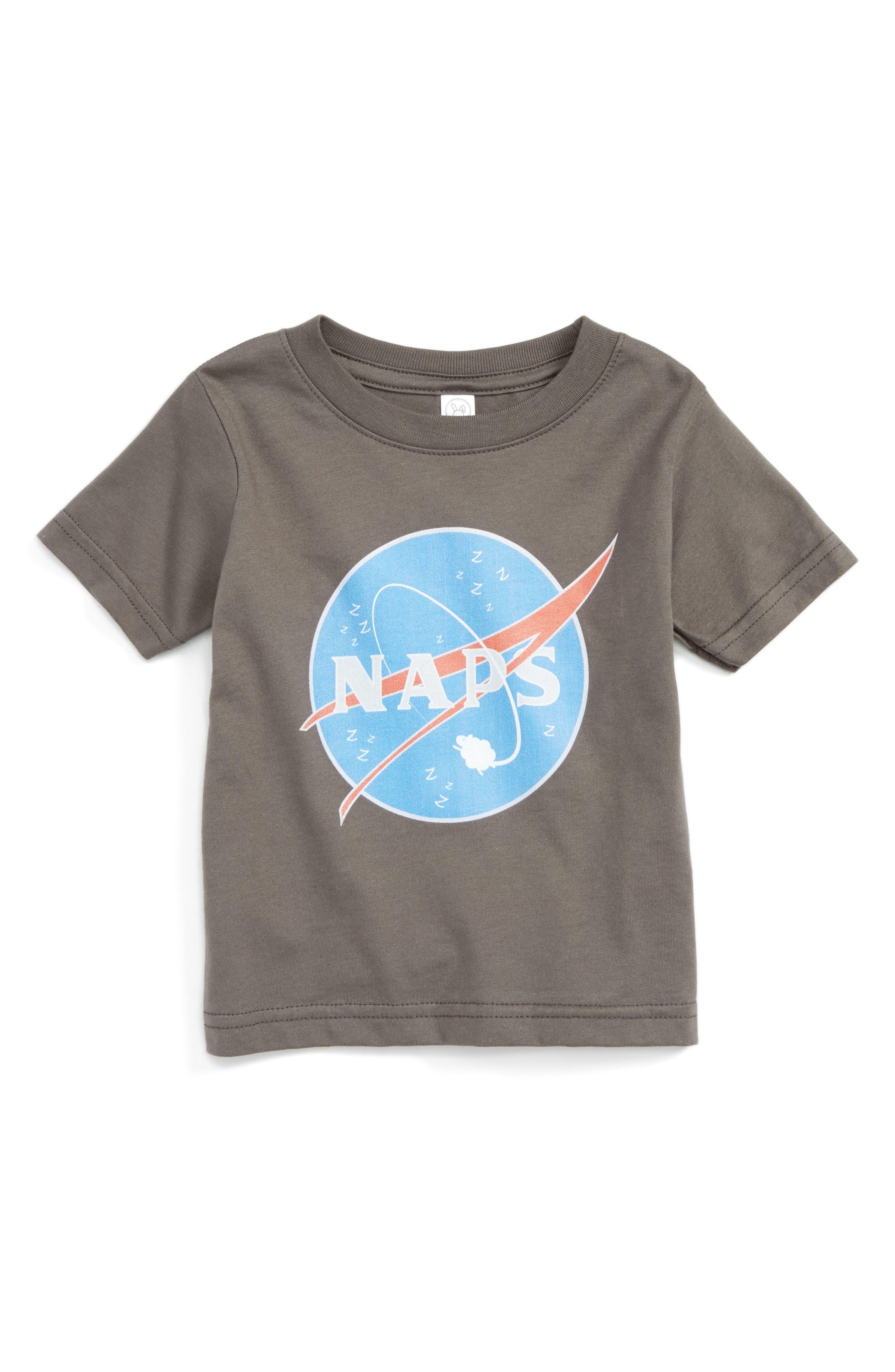 Kid Dangerous Naps T-Shirt (Baby)
