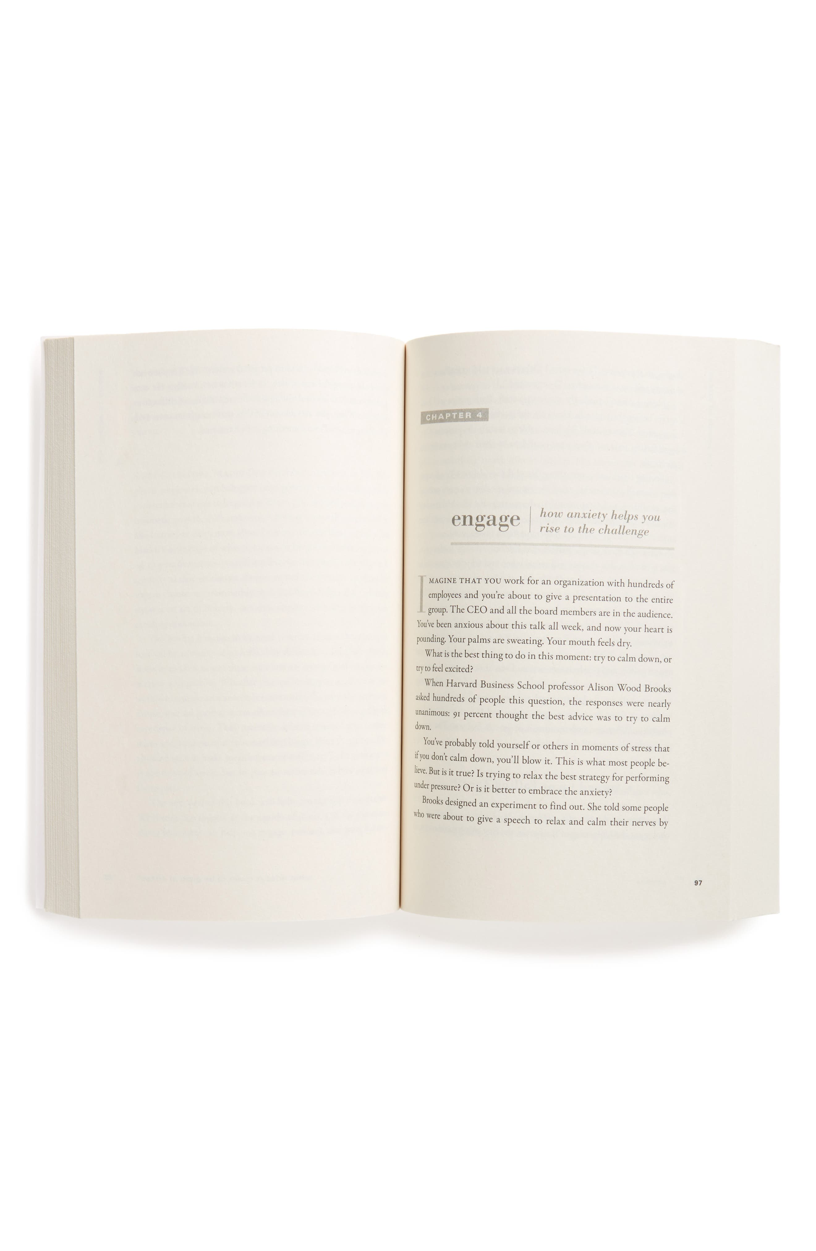 Alternate Image 3  - The Upside of Stress Book