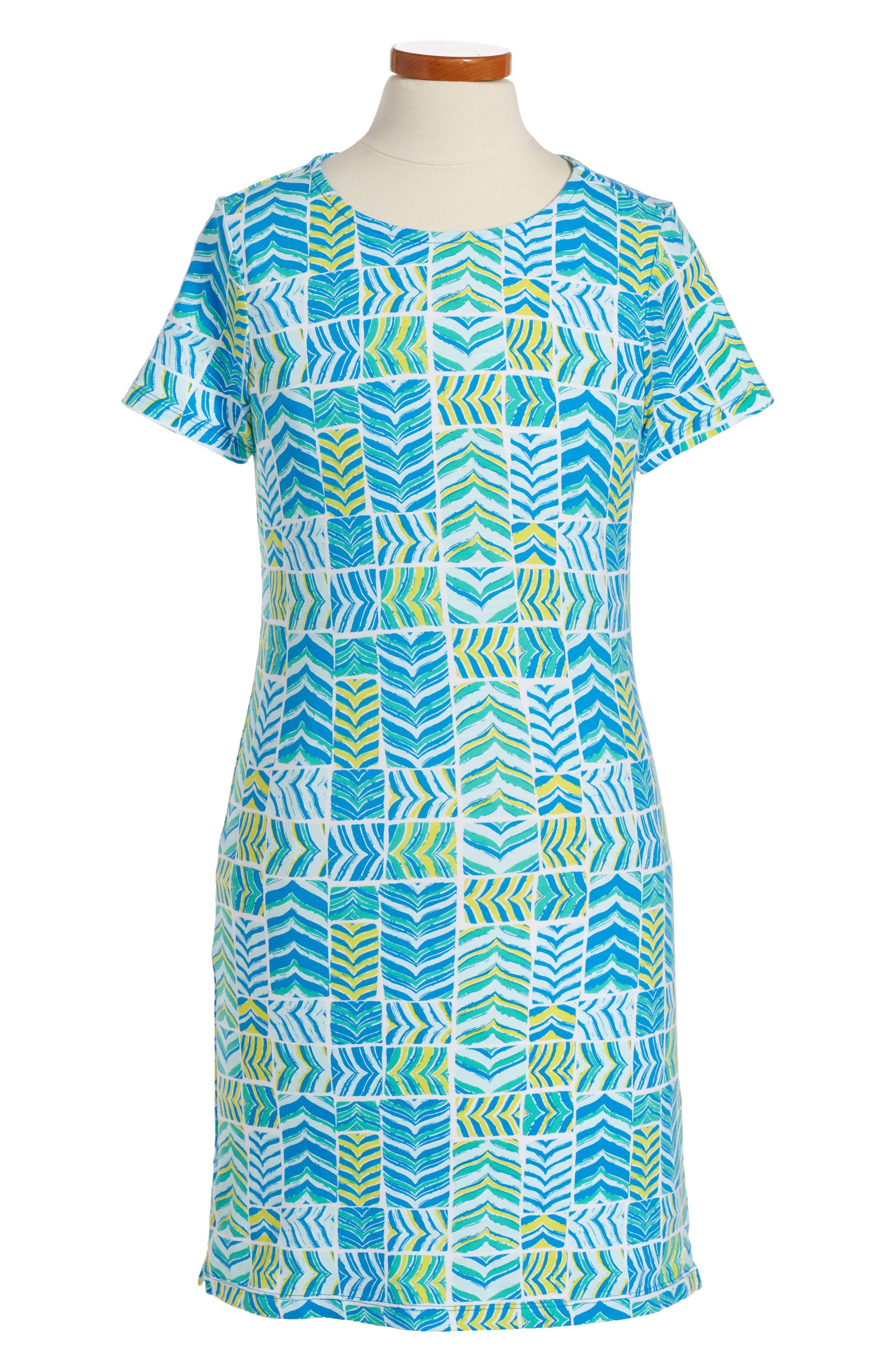 Vineyard Vines Whaletail T-Shirt Dress (Toddler Girls & Big Girls)