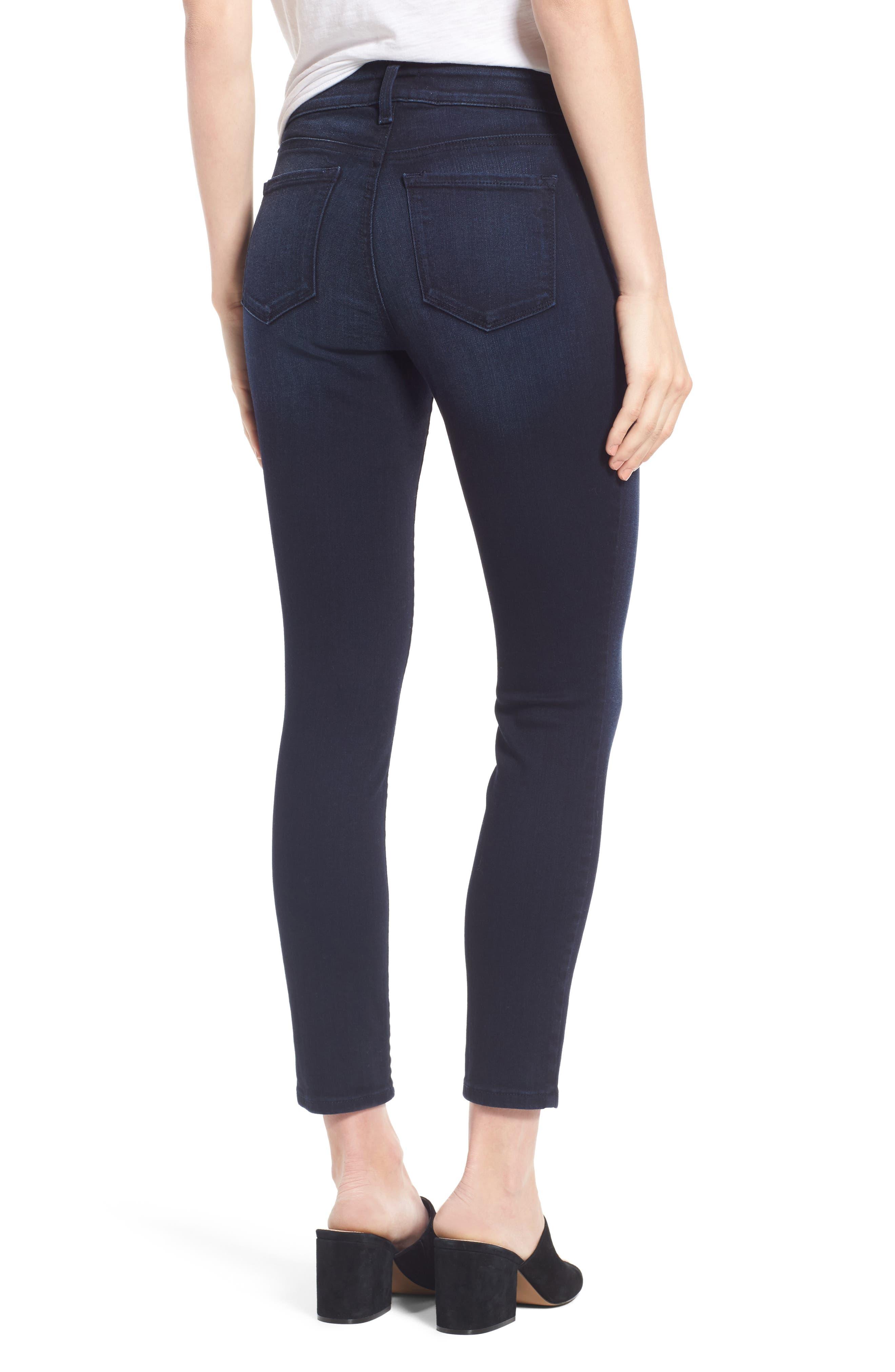 Alternate Image 3  - NYDJ Ami Stretch Ankle Skinny Jeans (Sinclair) (Regular & Petite)