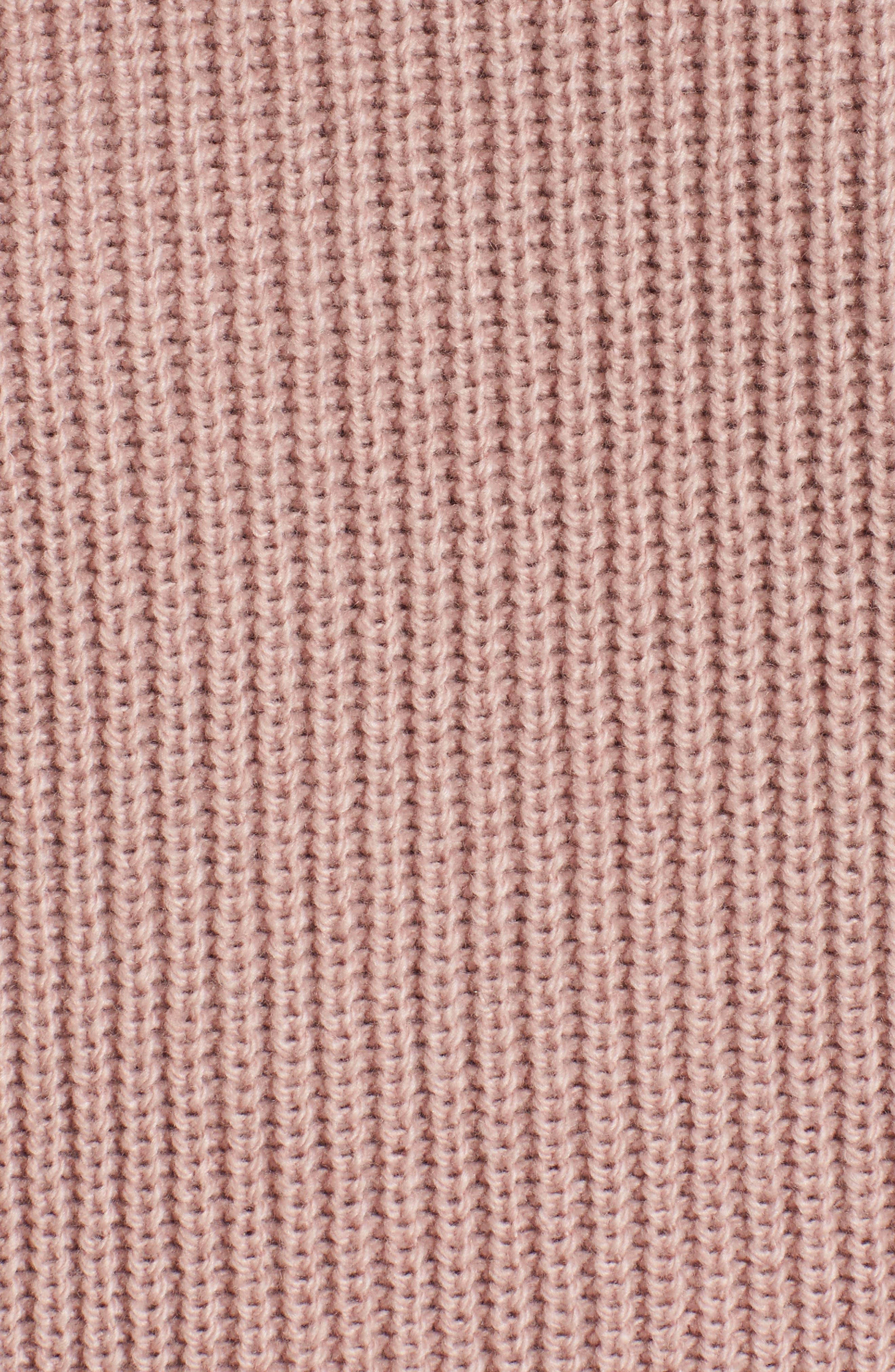 Alternate Image 5  - Leith Blouson Sleeve Sweater