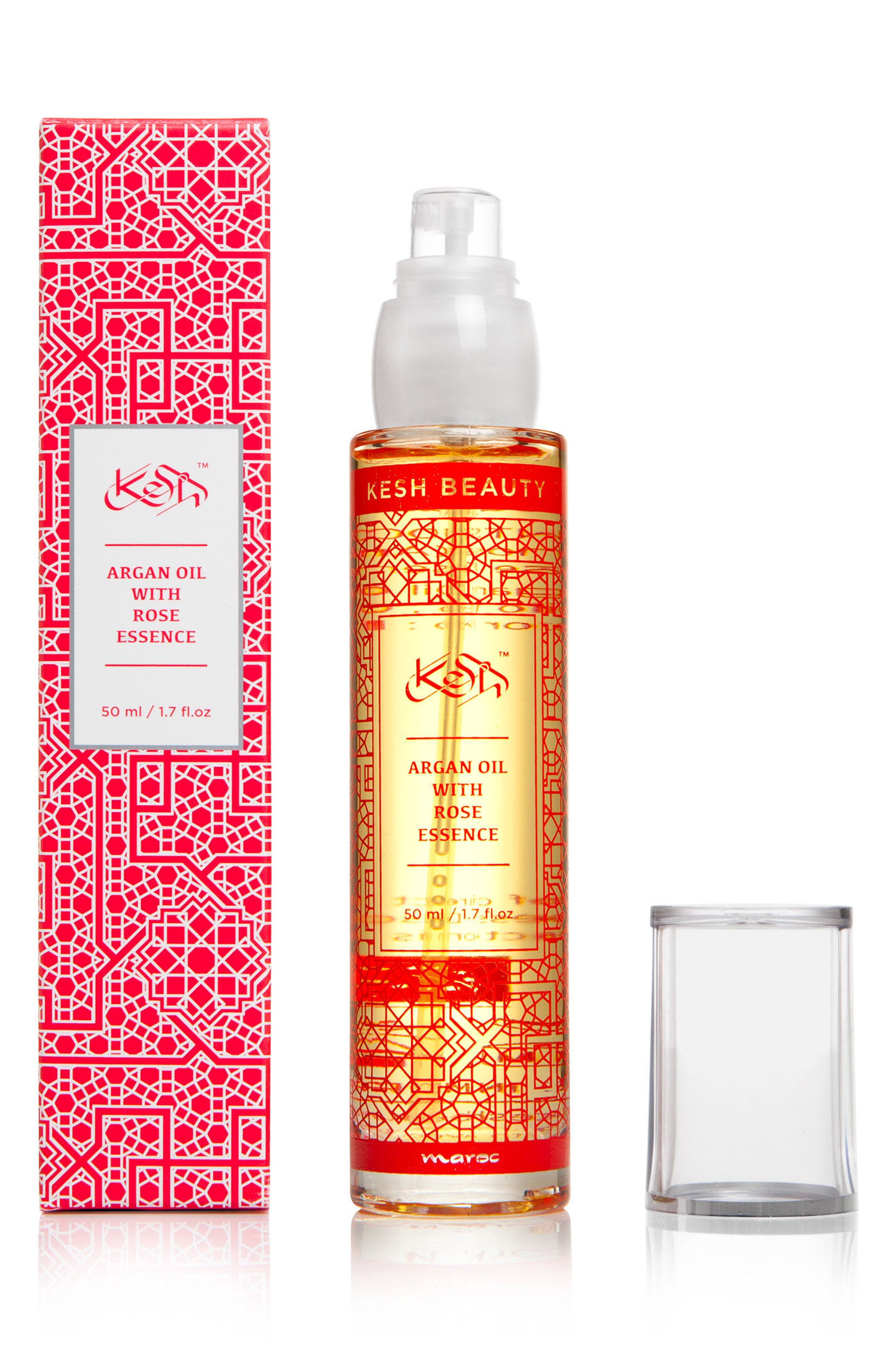 Alternate Image 2  - Kesh Argan Oil with Rose Essence