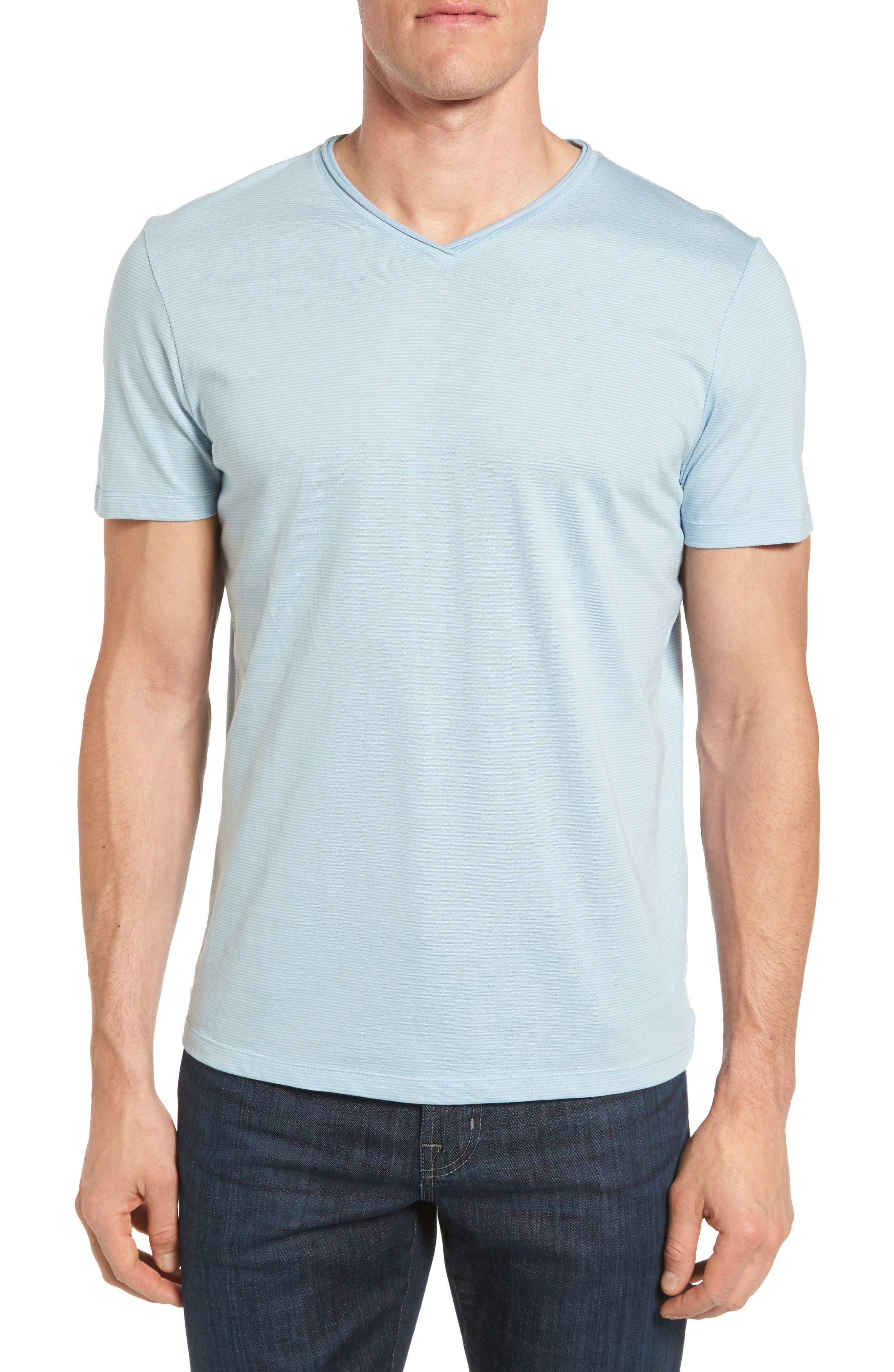 Robert Barakett Oslo V-Neck T-Shirt