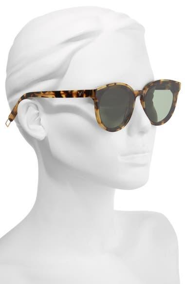 e8c7bcfb4e8 Gentle Monster Double Erok 50mm Cat Eye Sunglasses