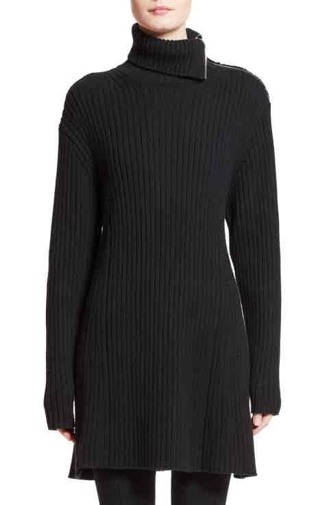 Proenza Schouler Wool   Cashmere Blend Turtleneck Dress
