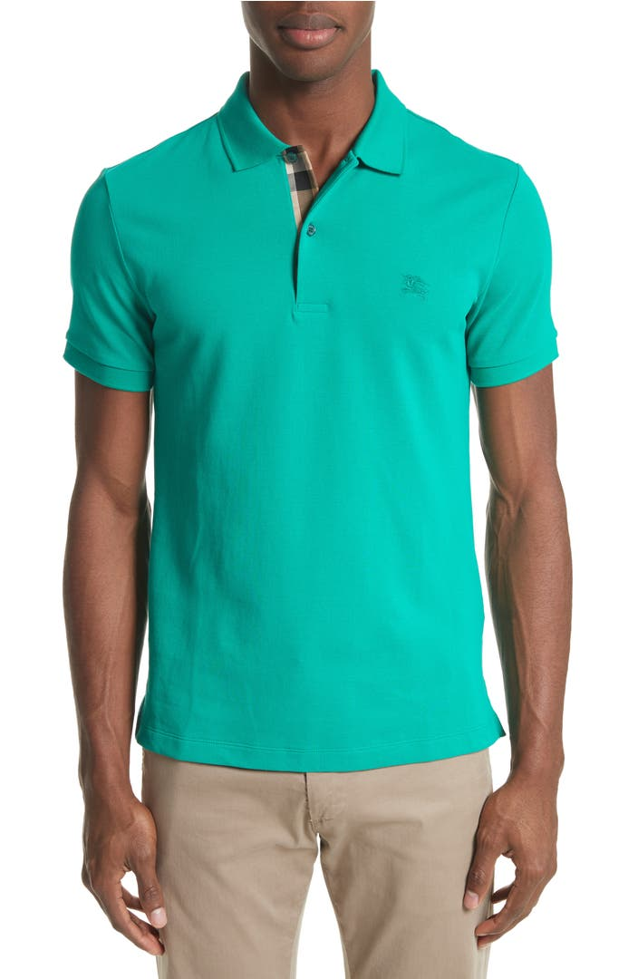 burberry clothing for men nordstrom burberry piqué polo