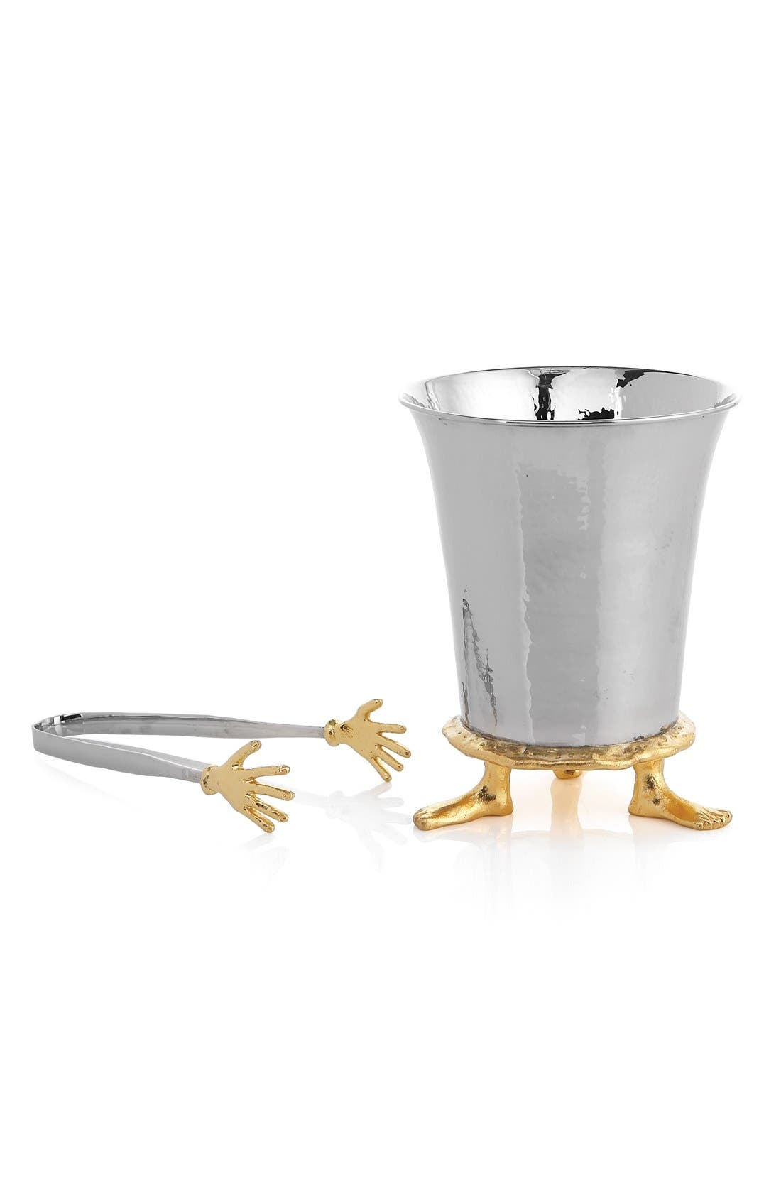 MICHAEL ARAM 'Hands & Feet' Ice Bucket