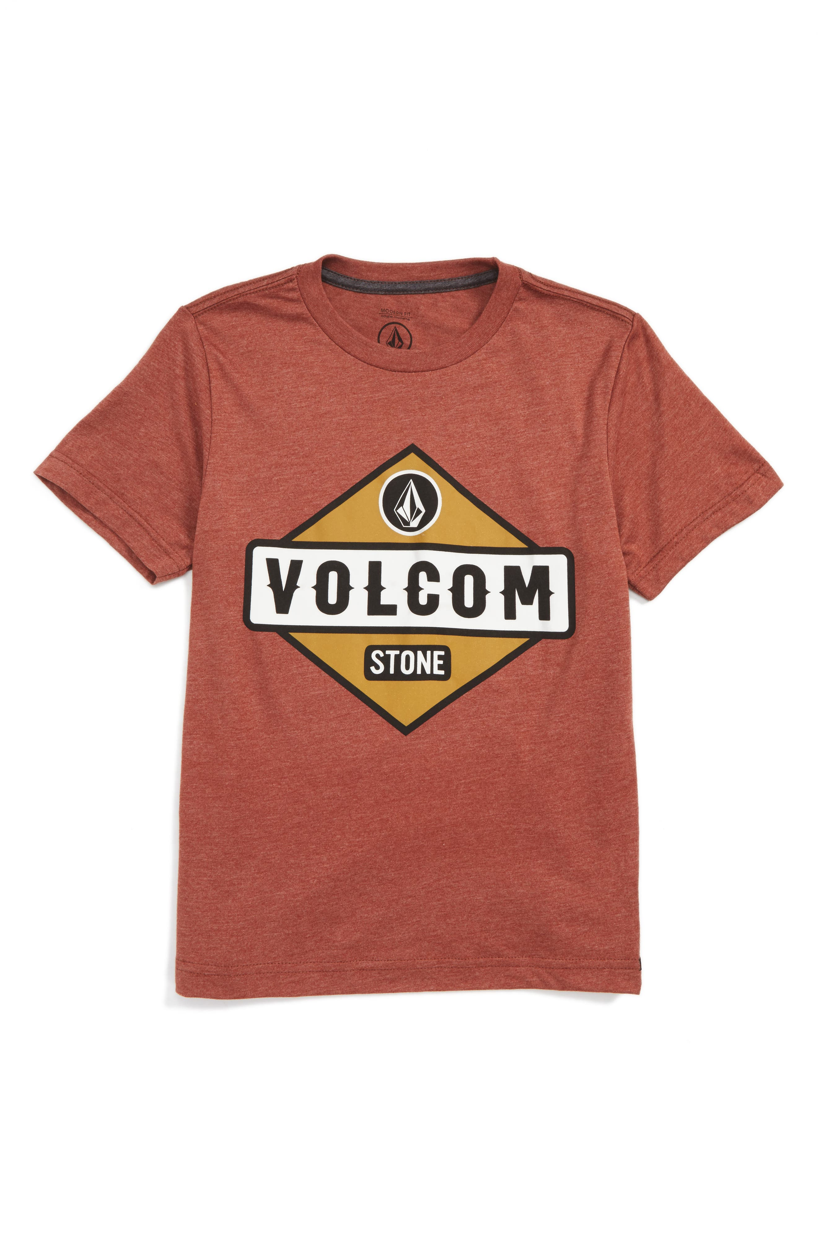 Volcom Caution T-Shirt (Toddler Boys, Little Boys & Big Boys)