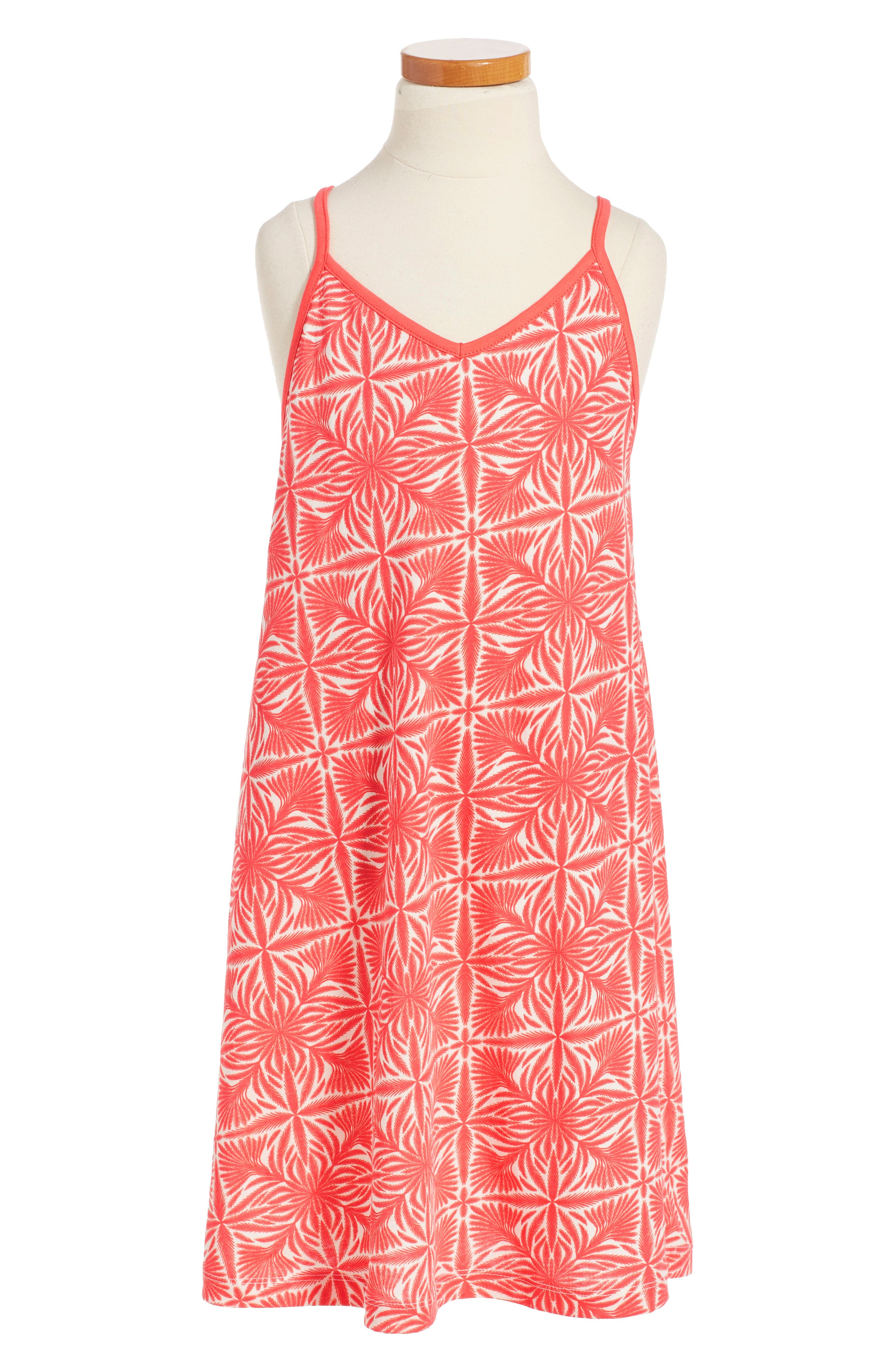 Roxy Words To None Else Sleeveless Dress (Big Girls)