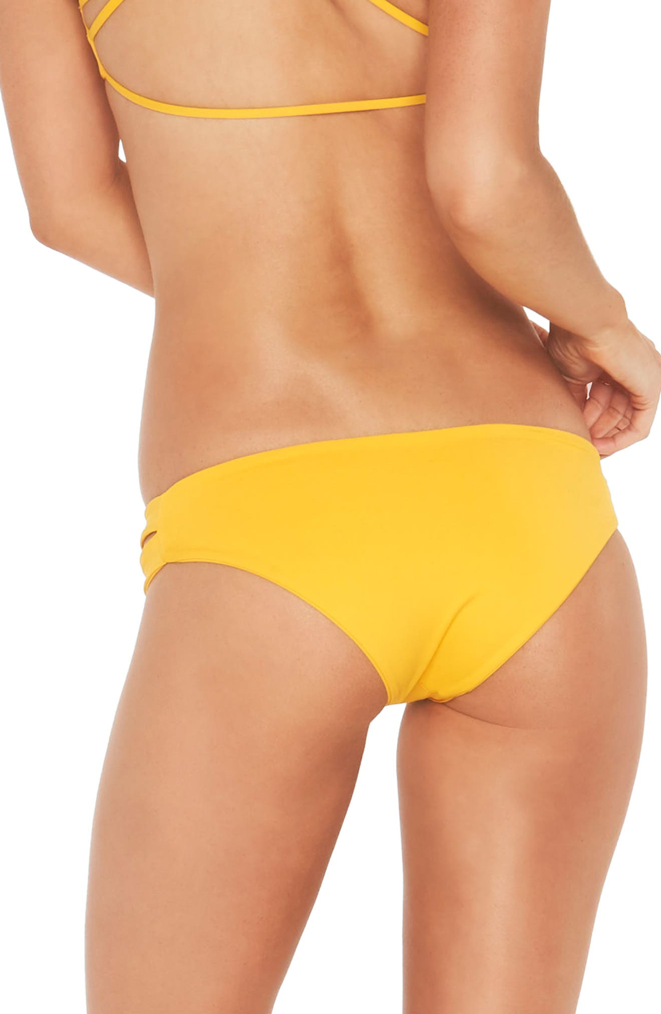 Alternate Image 2  - L Space 'Estella' Bikini Bottoms