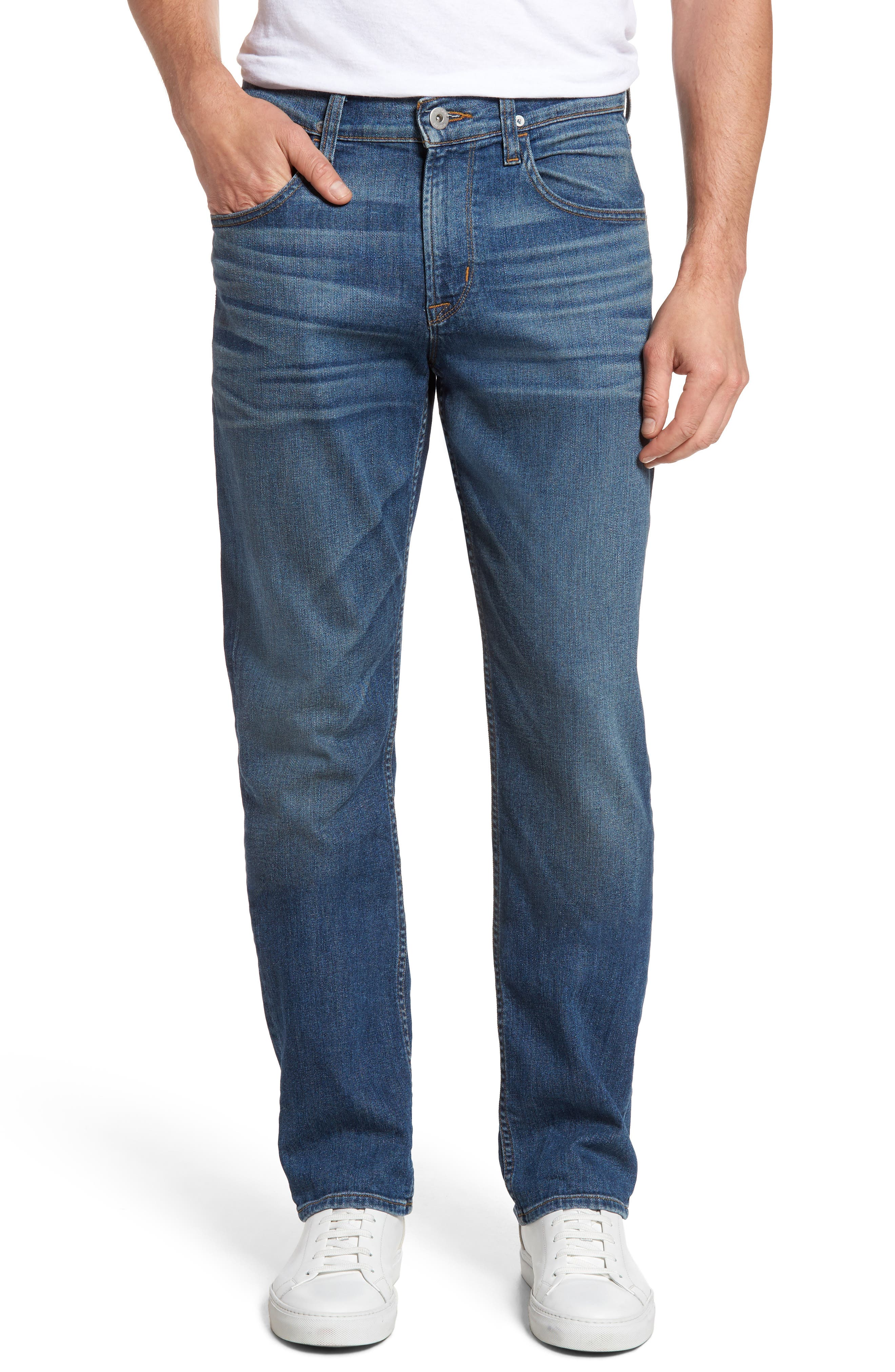 Hudson Jeans Blake Slim Fit Jeans (London Rebel)