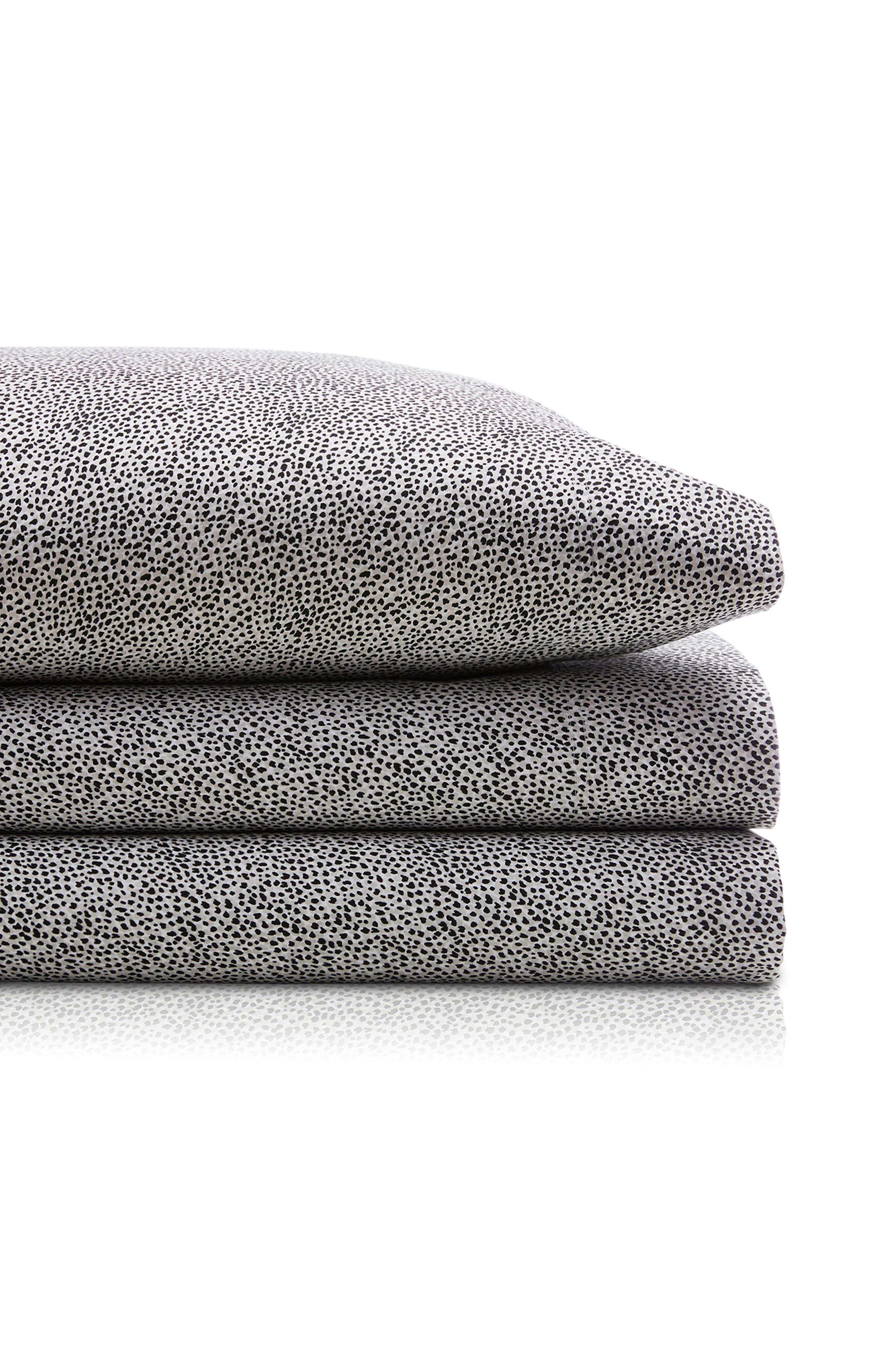 BCBGeneration Leopard Spots Set of 2 Pillowcases