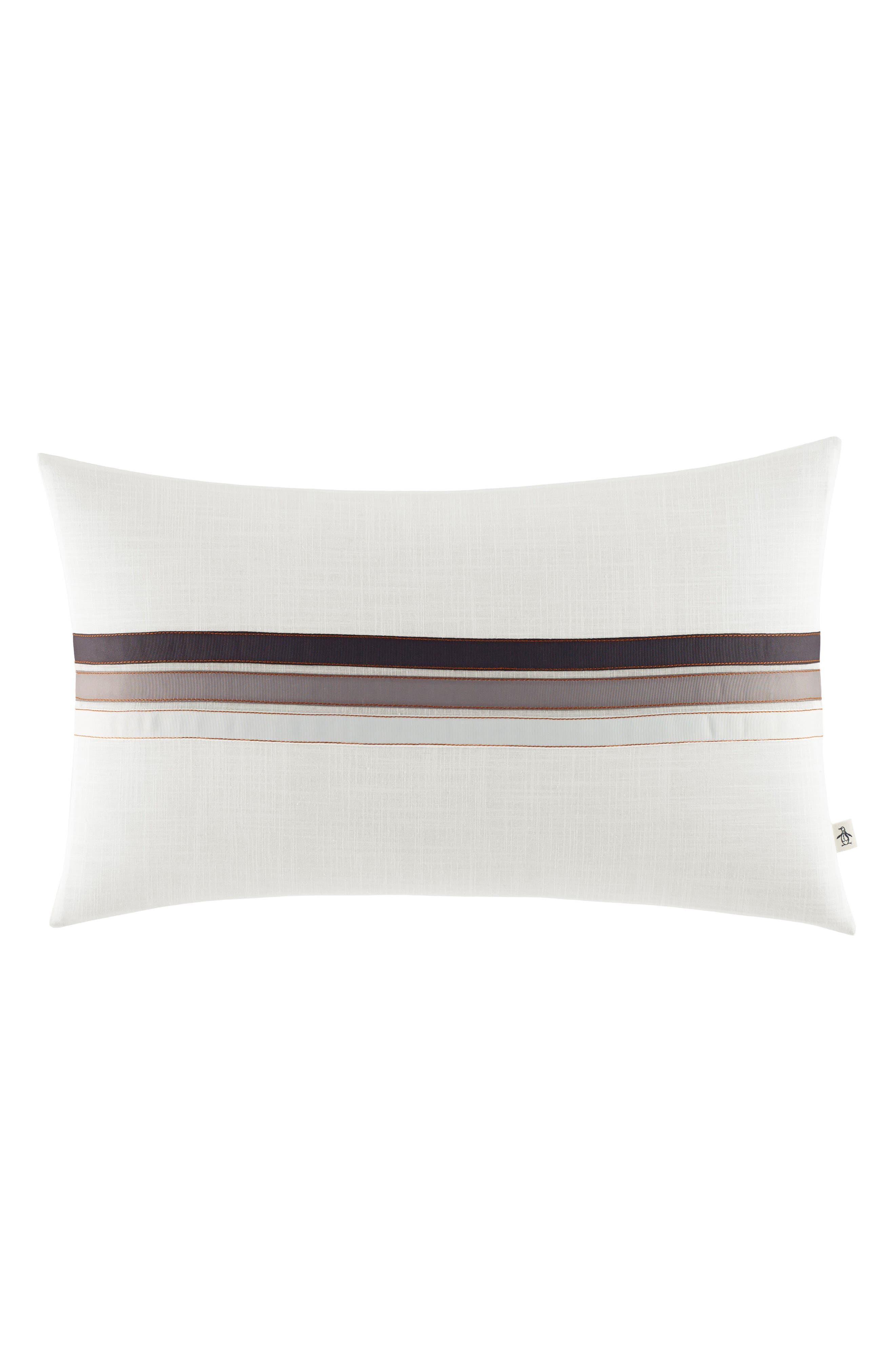 Original Penguin Flynn Accent Pillow