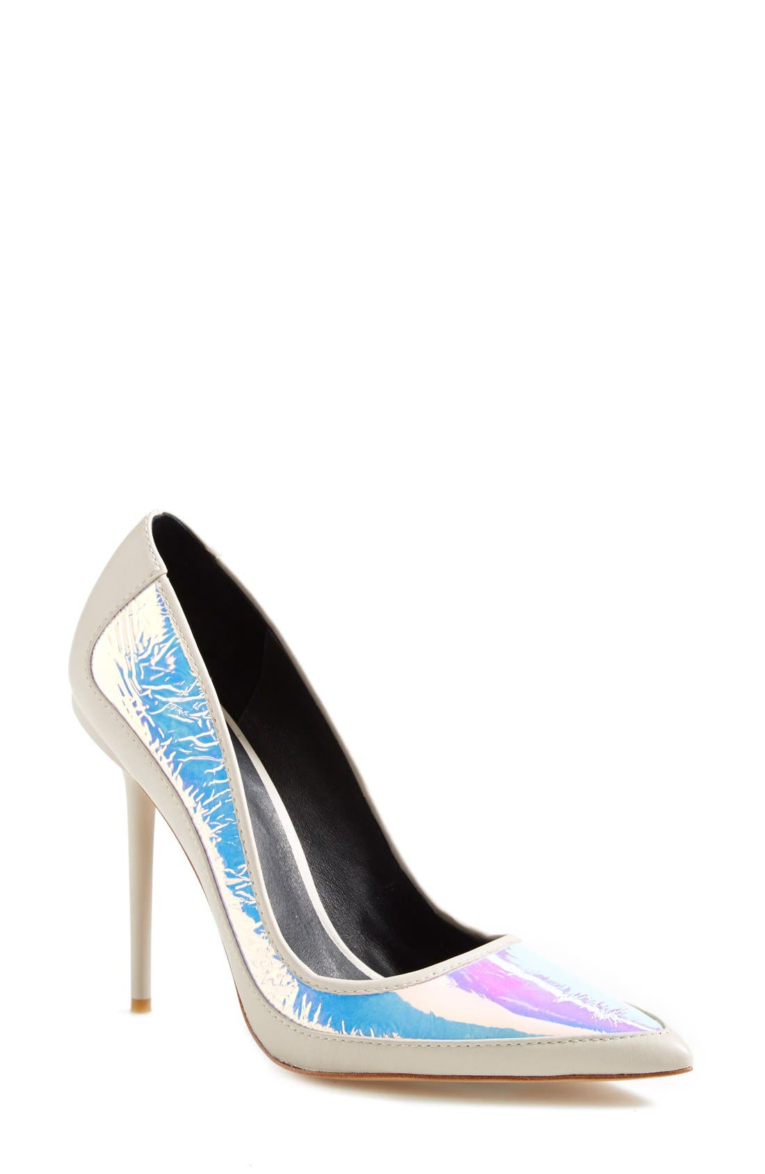 Alternate Image 1 Selected - L.A.M.B. 'Bethel' Pointy Toe Pump (Women)