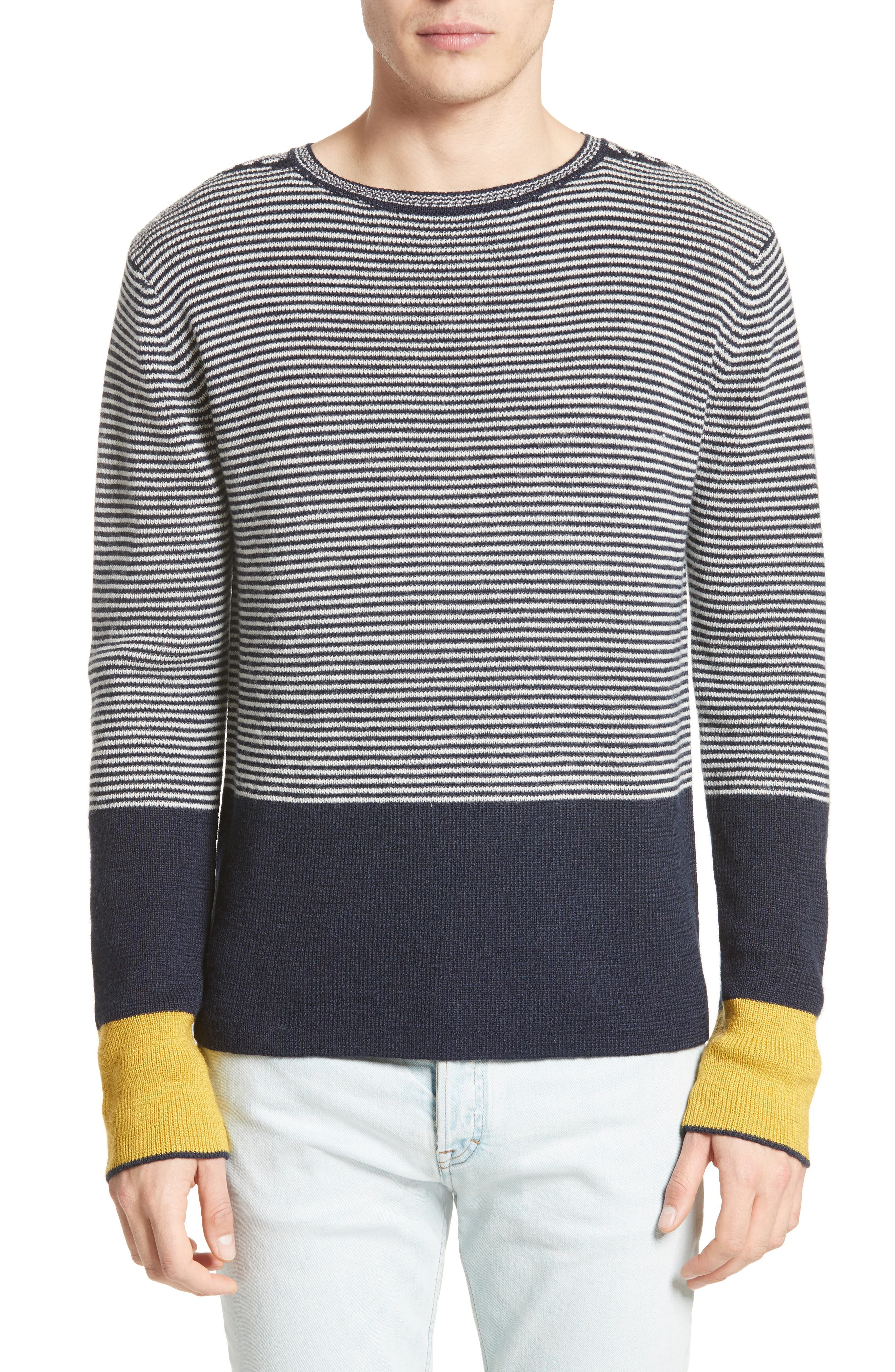 ACNE Studios Noah Colorblock Sweater