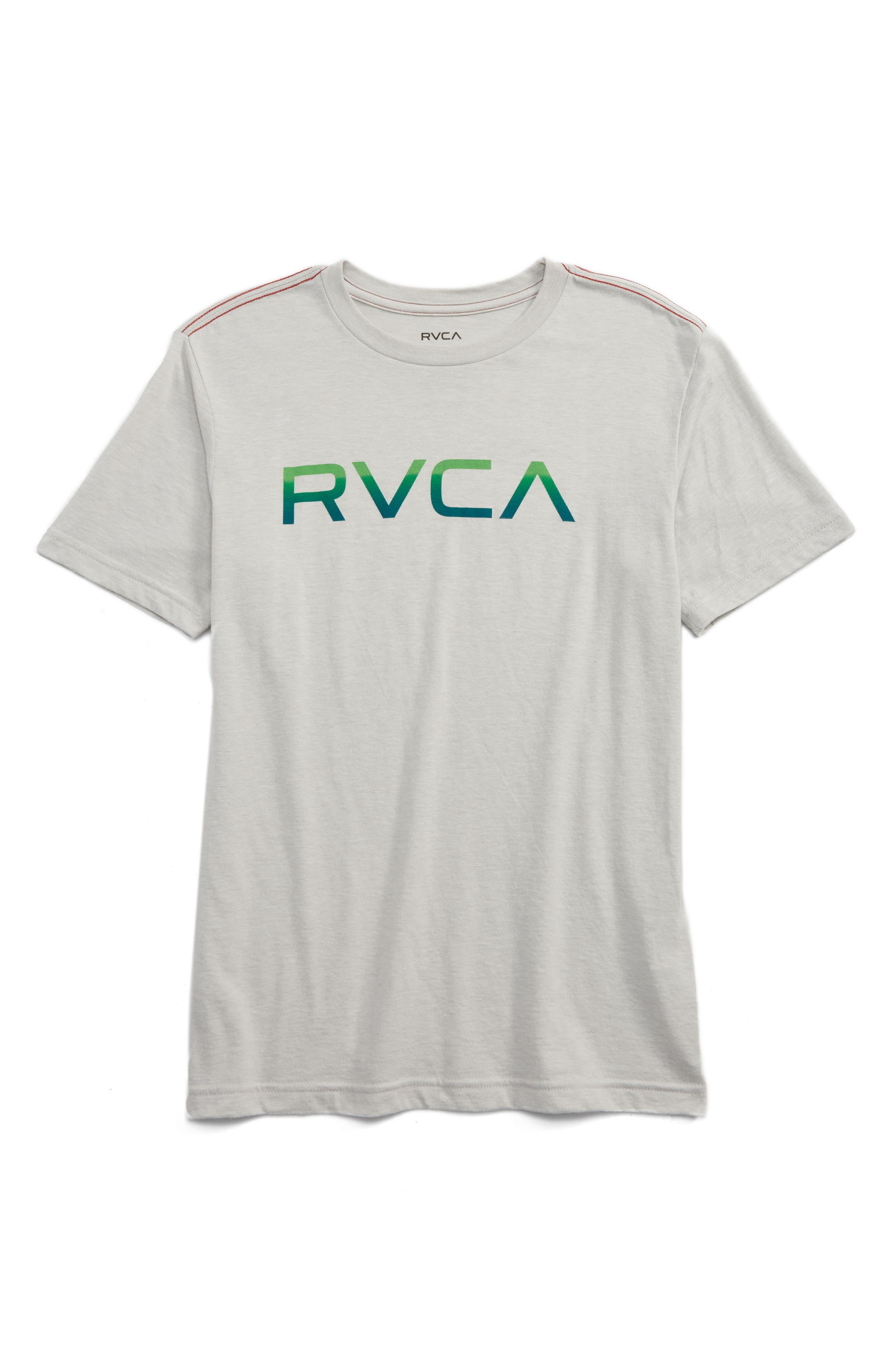 RVCA Big RVCA Gradient T-Shirt (Big Boys)