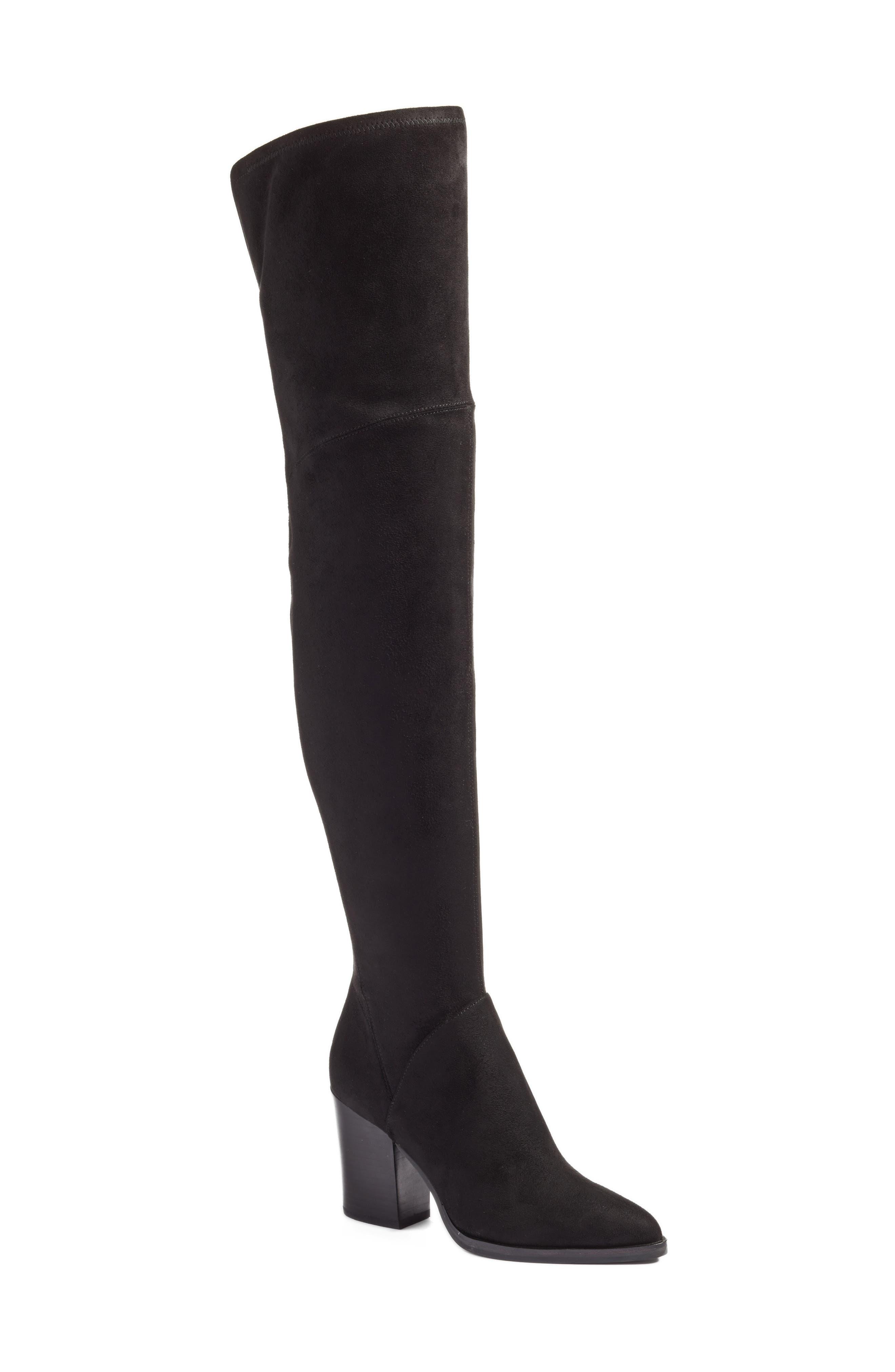 Alternate Image 1 Selected - Marc Fisher LTD Arrine Over the Knee Boot (Women)