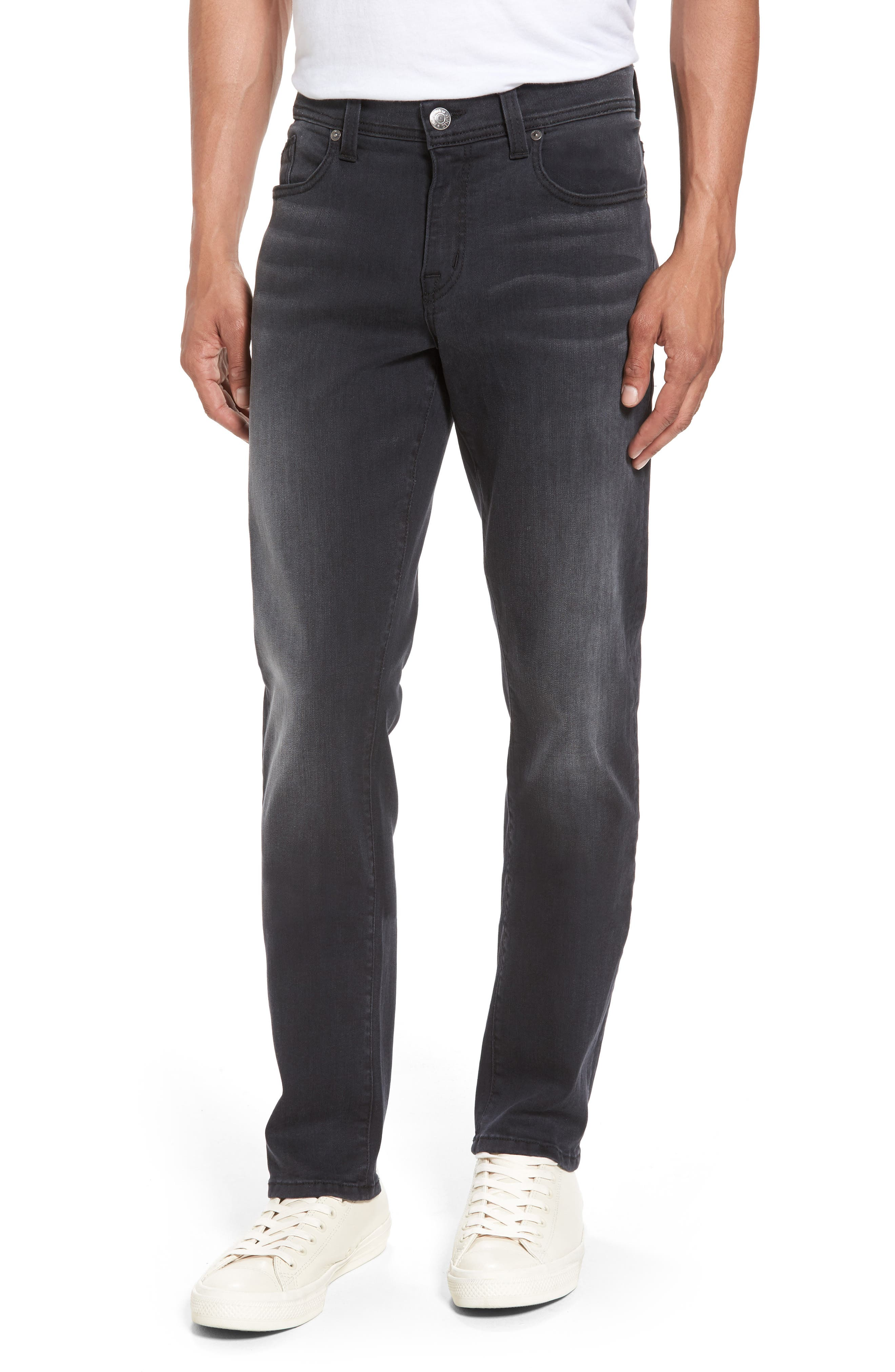 Fidelity Denim Torino Slim Fit Jeans (Wolf Grey)