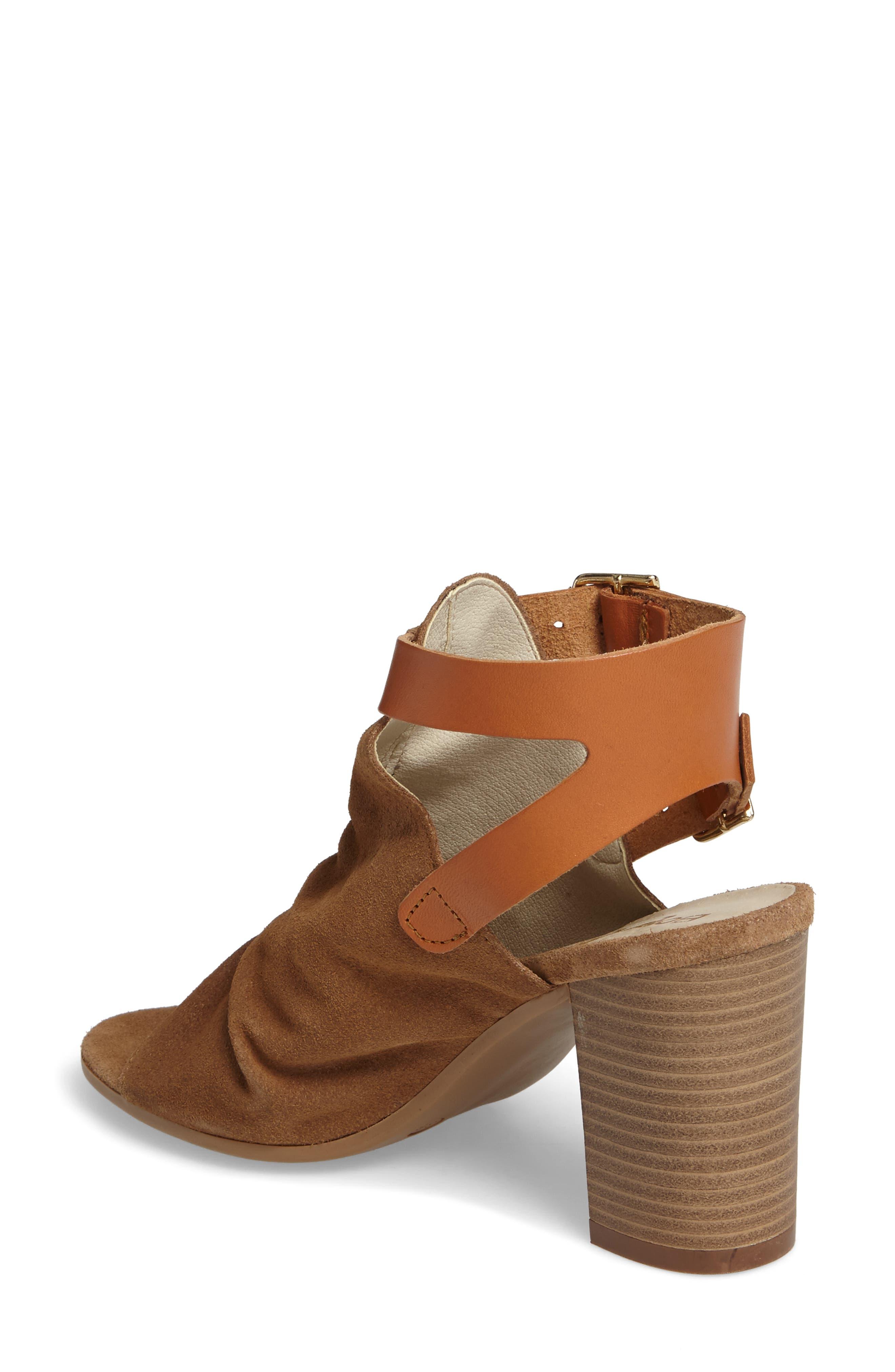 Alternate Image 2  - Bos. & Co. Ivy Block Heel Sandal (Women)