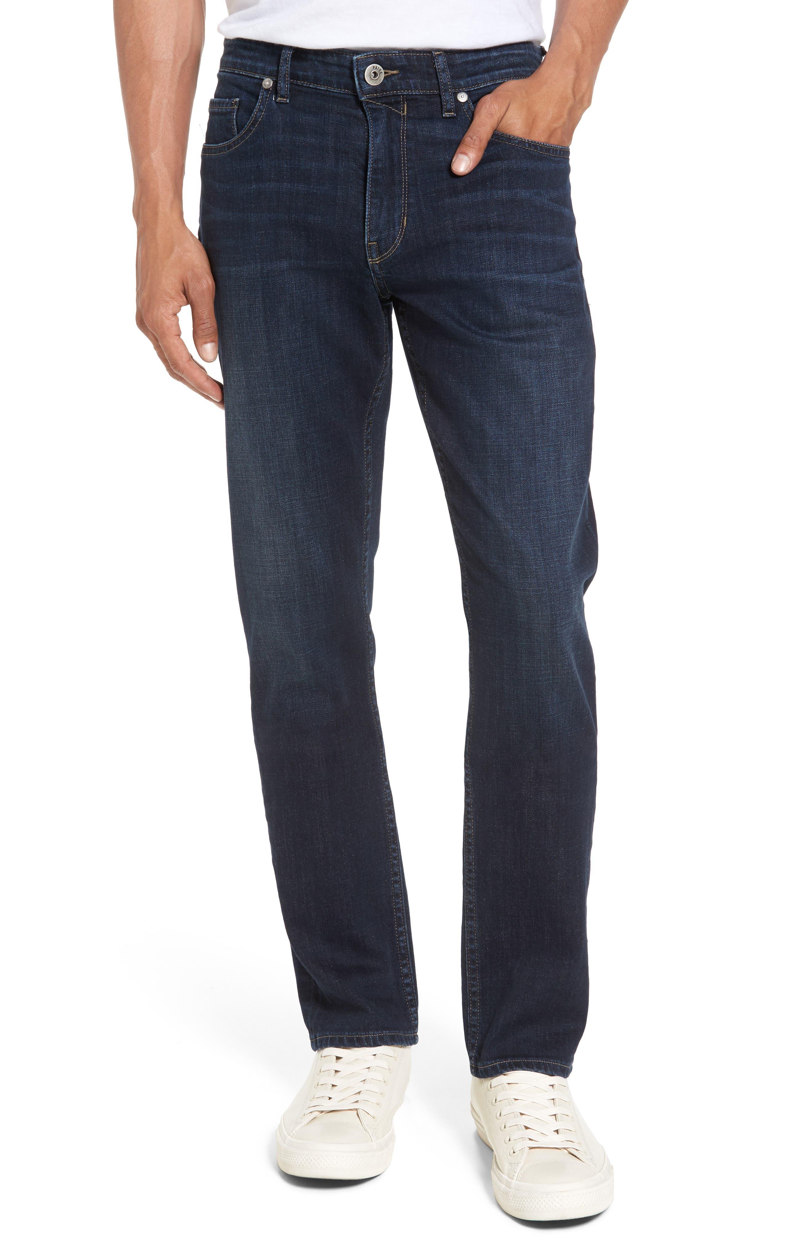 PAIGE Lennox Slim Fit Jeans (Walton)