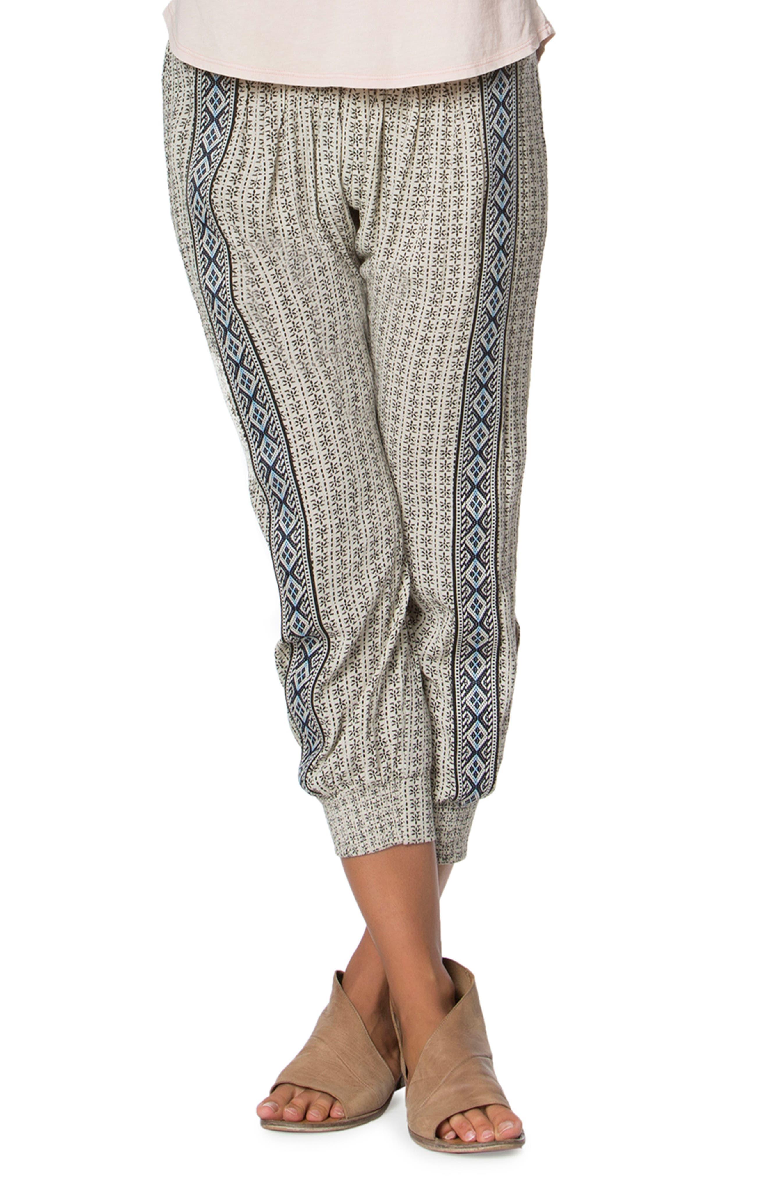 O'Neill Milana Woven Crop Pants