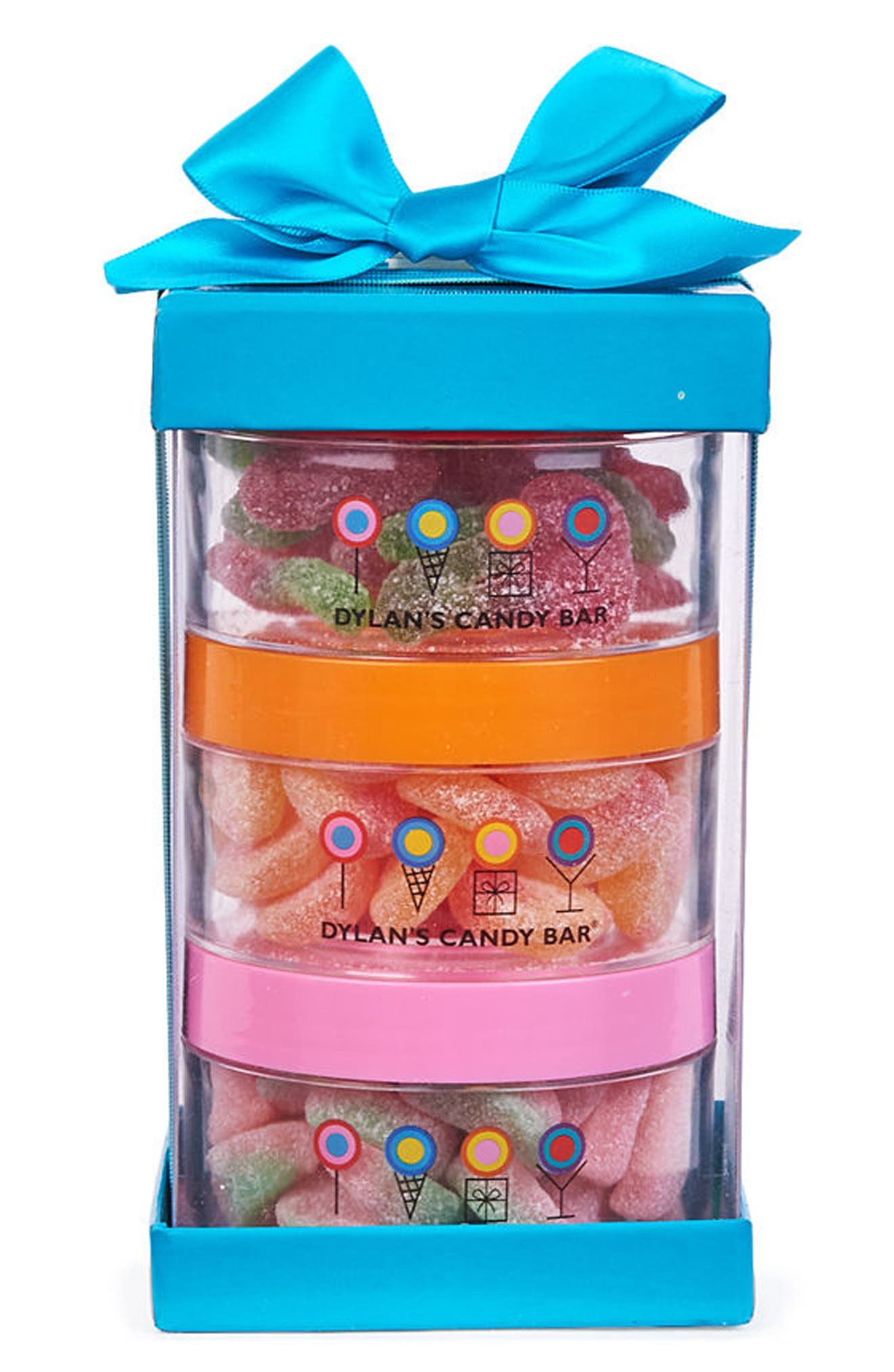 Dylan's Candy Bar Stack-A-Round Sour 3-Pack Gift Set