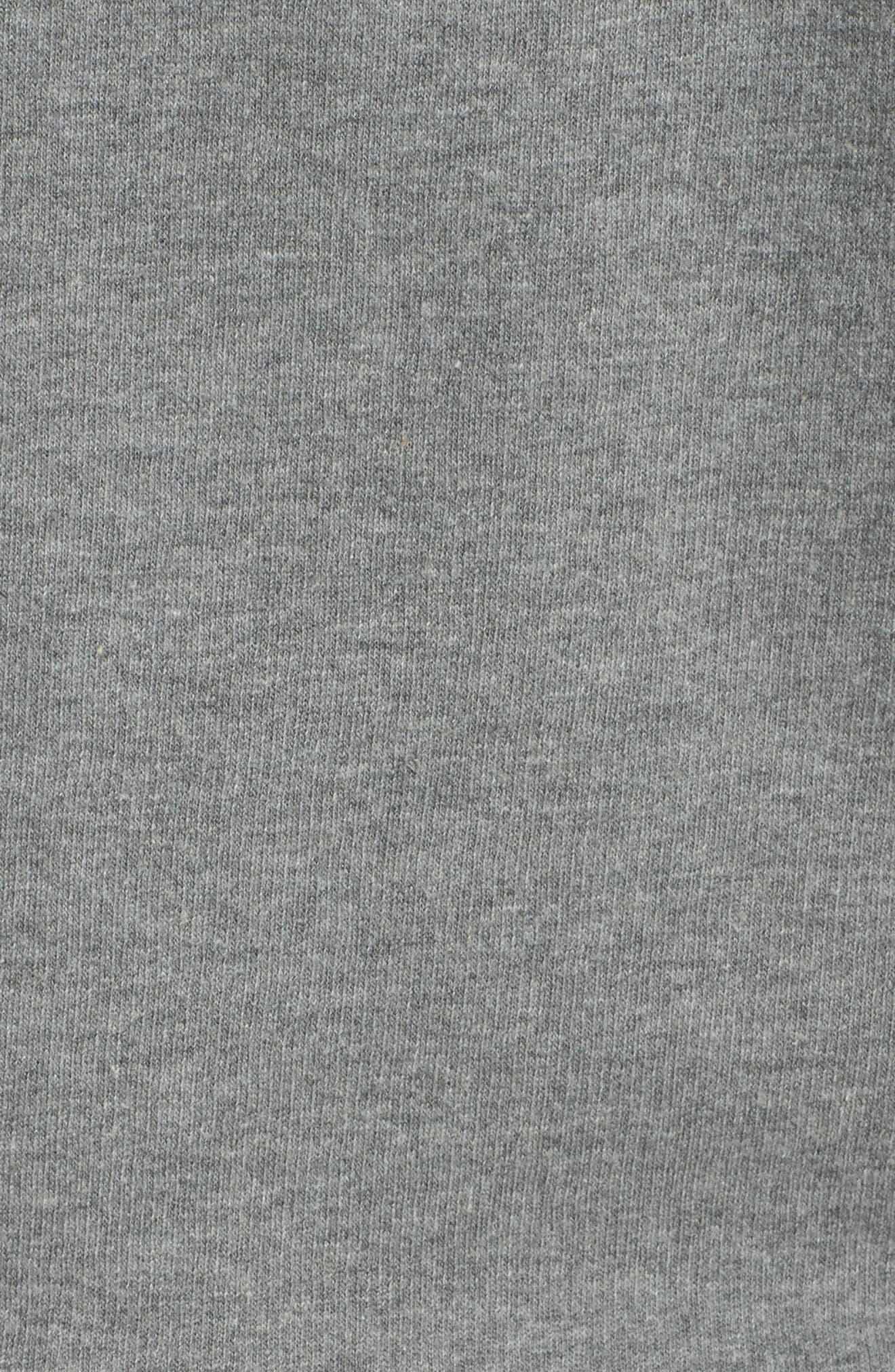 Alternate Image 6  - BRUNETTE the Label Fries Before Guys Sweatshirt