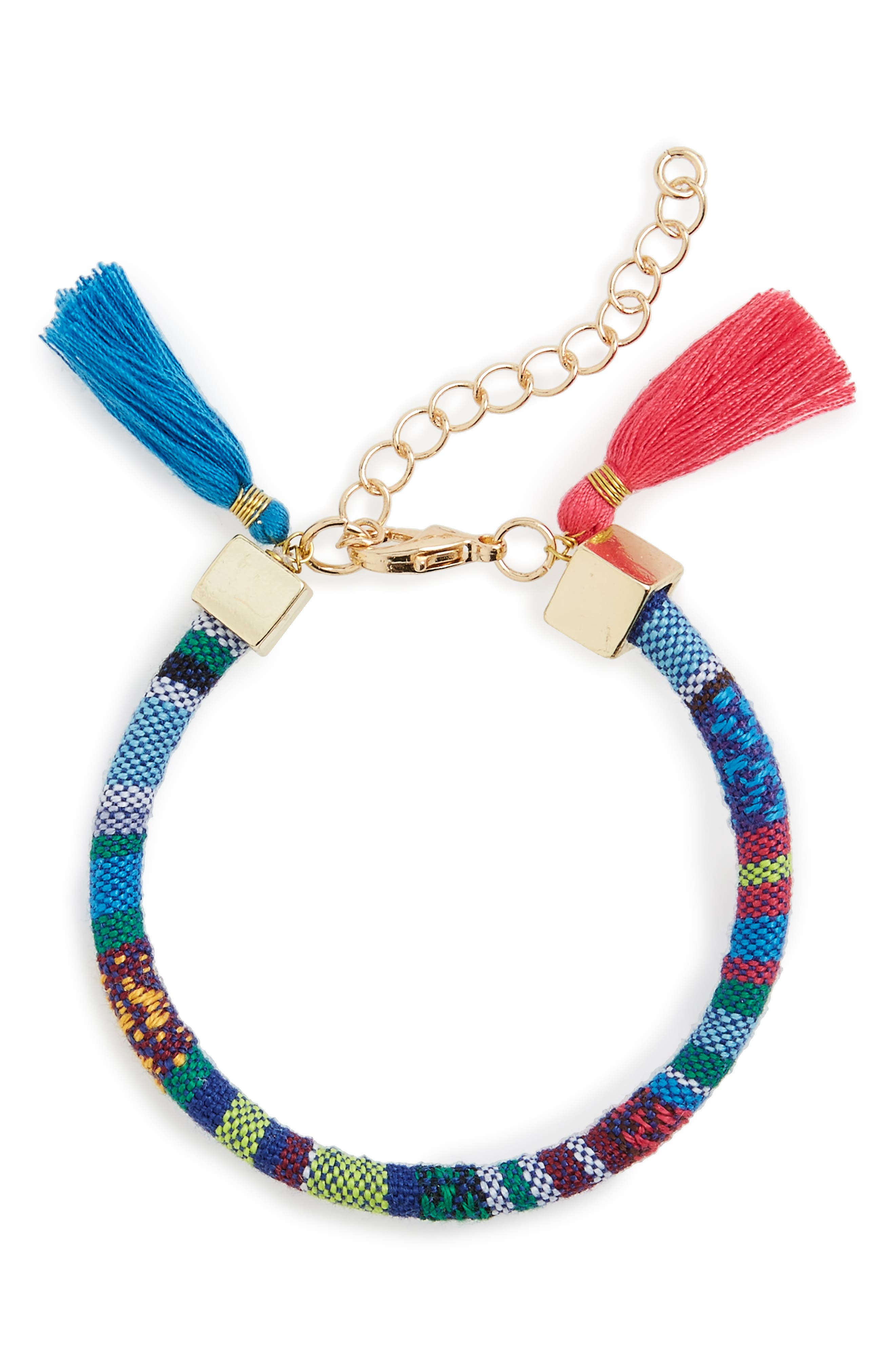 Panacea Tassel Bracelet