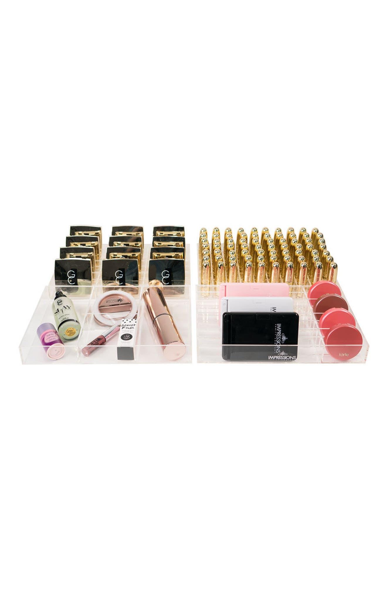 Impressions Vanity Co. Alexa 4-Piece Organizer Set