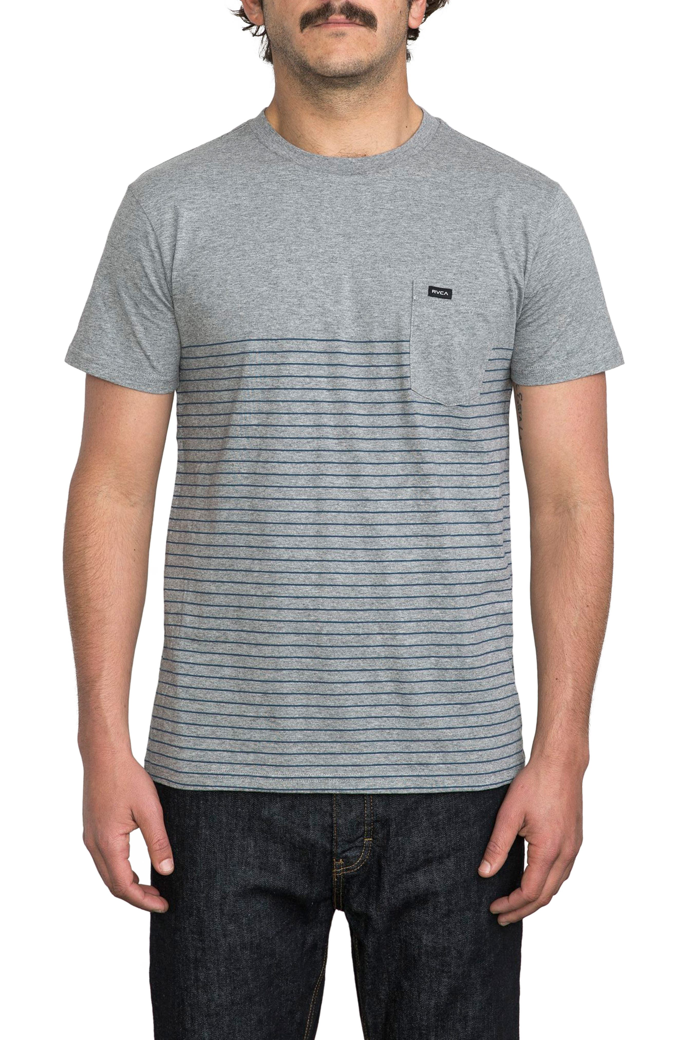 RVCA Switch Up Print T-Shirt