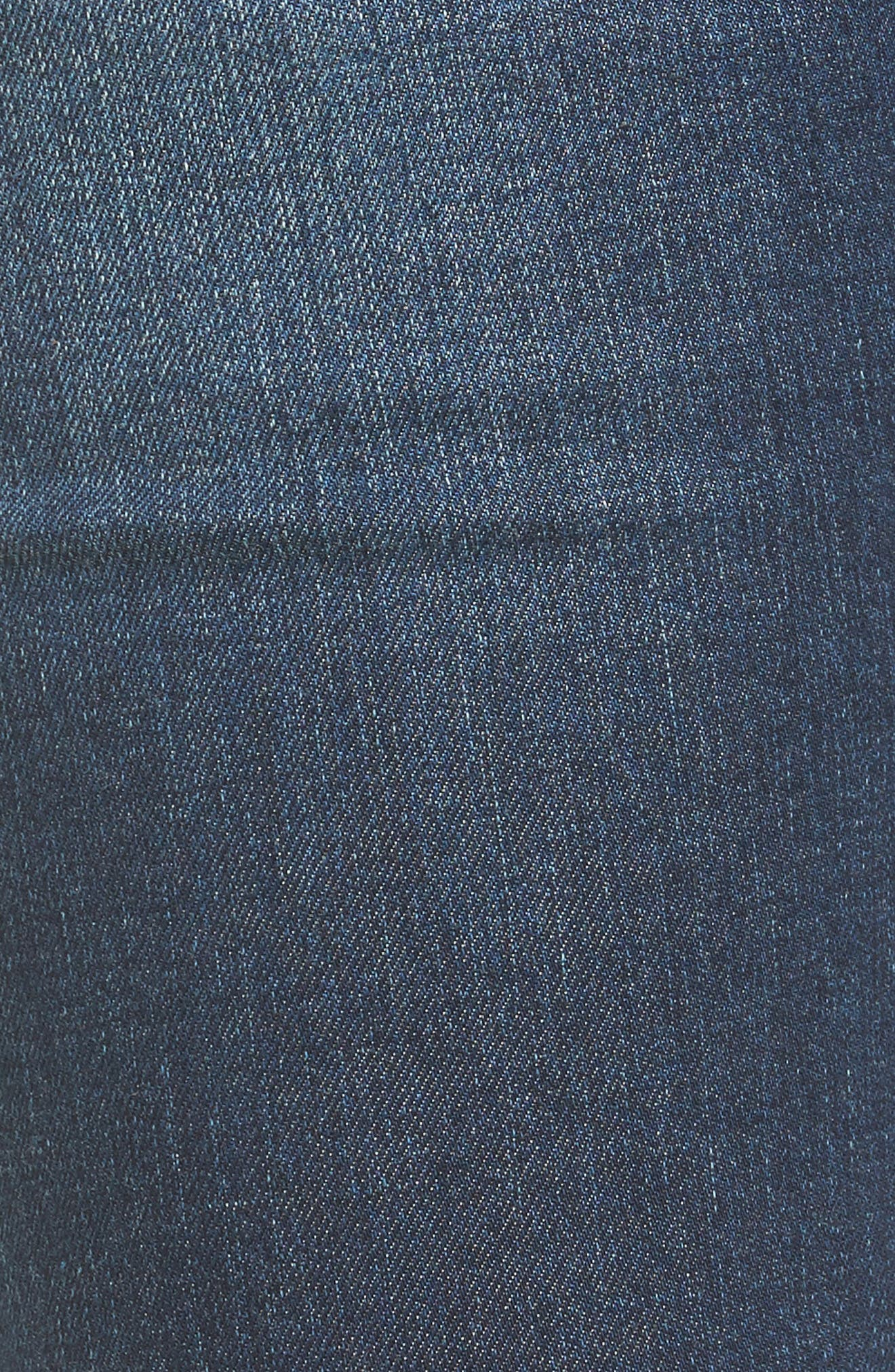 Alternate Image 6  - Articles of Society Mya Skinny Jeans (Glendale)