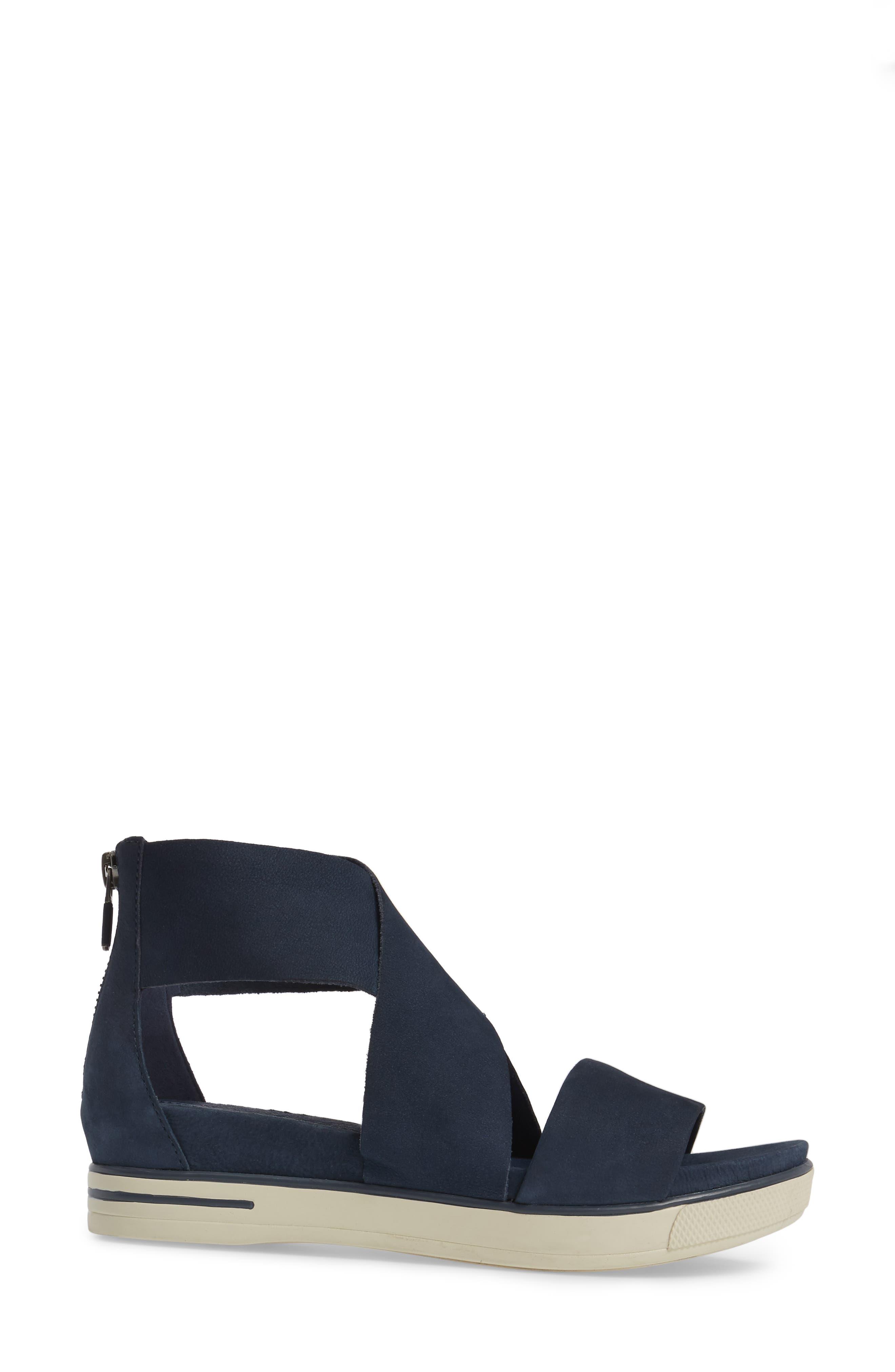 Alternate Image 3  - Eileen Fisher Sport Platform Sandal