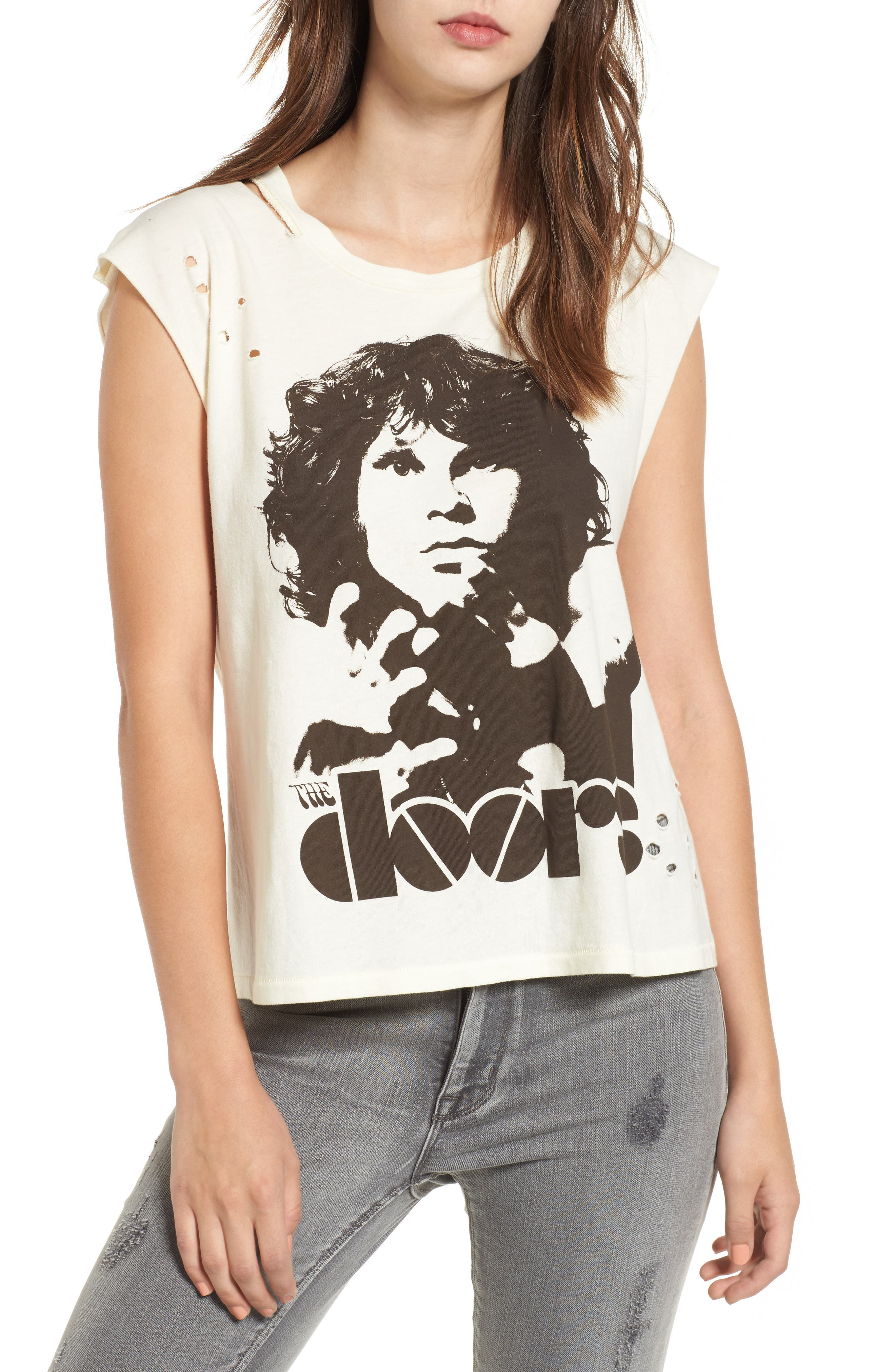 Mimi Chica The Doors Graphic Tee