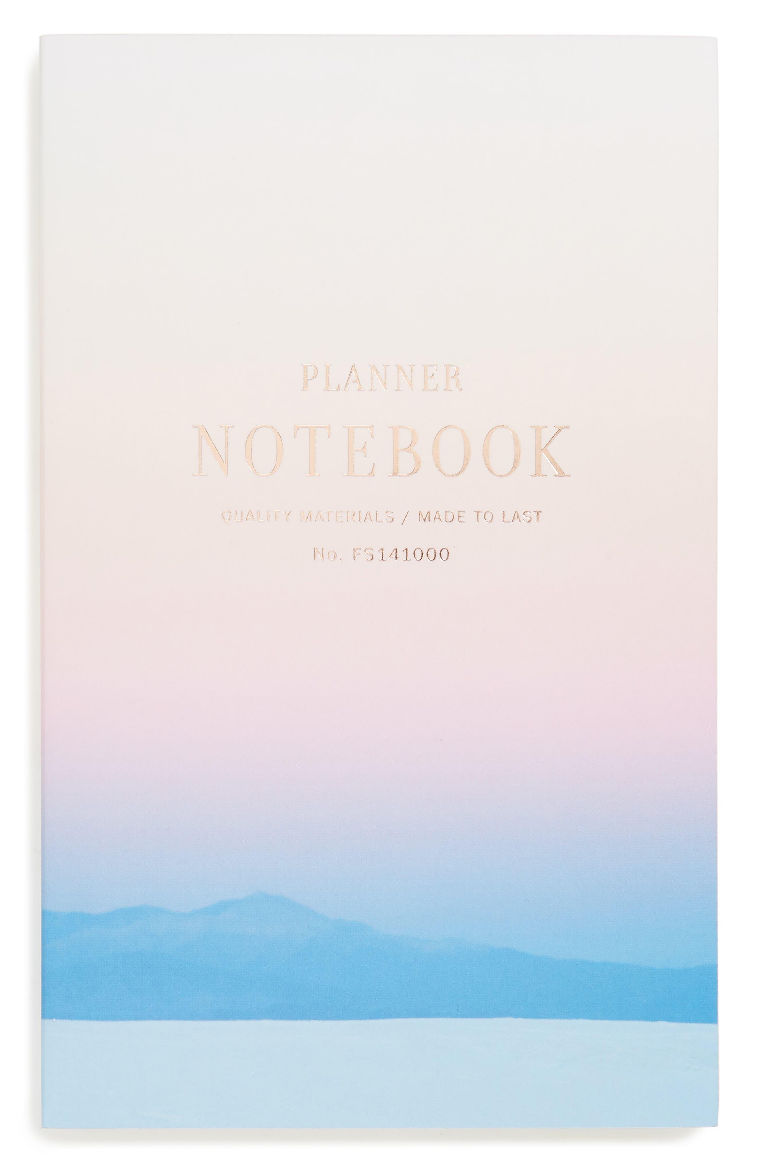 Fringe Studio Pink Sunset Planner Notebook