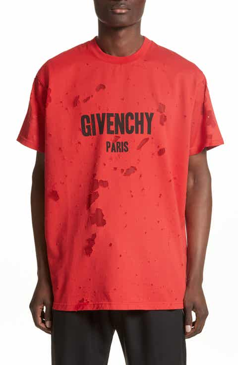 Men 39 s givenchy t shirts graphic tees nordstrom for Givenchy t shirt man