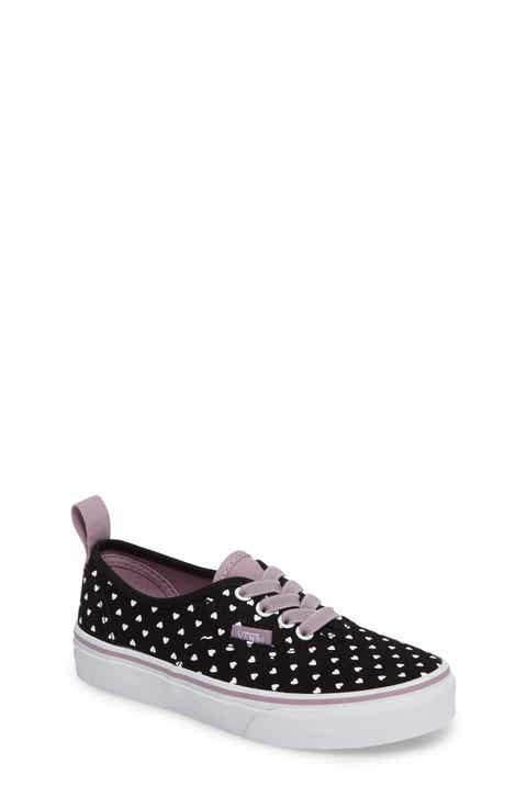Vans Authentic Elastic Lace Sneaker (Baby, Walker, Toddler, Little Kid   Big Kid)