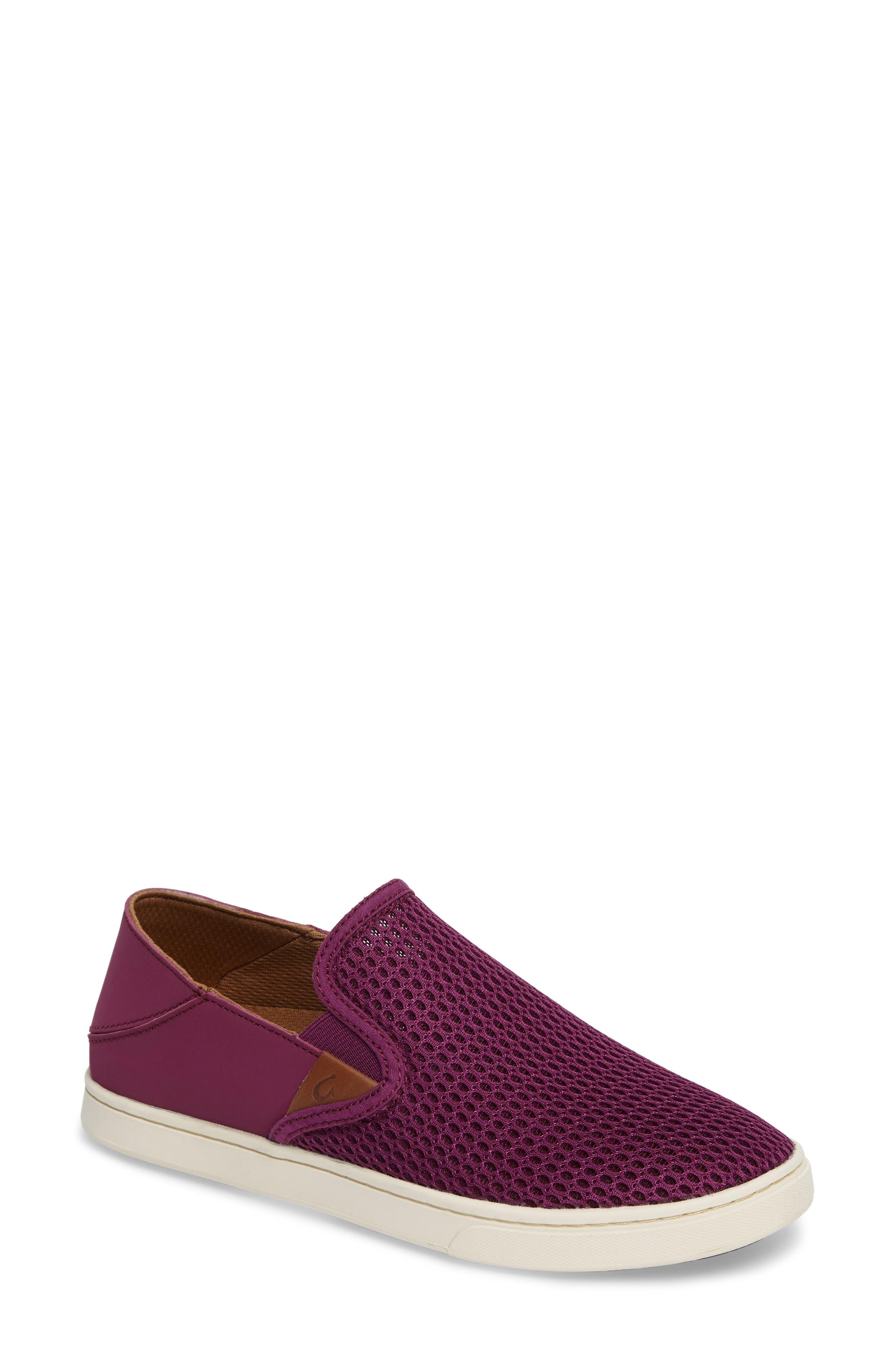 Alternate Image 1 Selected - OluKai 'Pehuea' Slip-On Sneaker (Women)