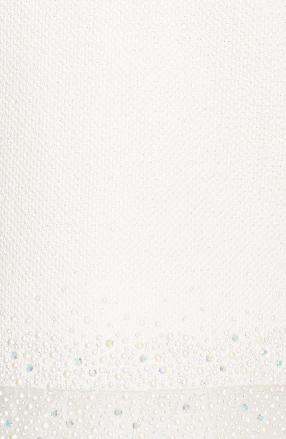 Alternate Image 3  - St. John Collection Sequin Embellished Bouclé Knit Jacket