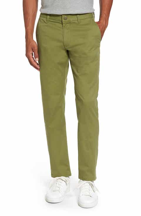Men's Casual Pants: Chinos & Twill Pants | Nordstrom