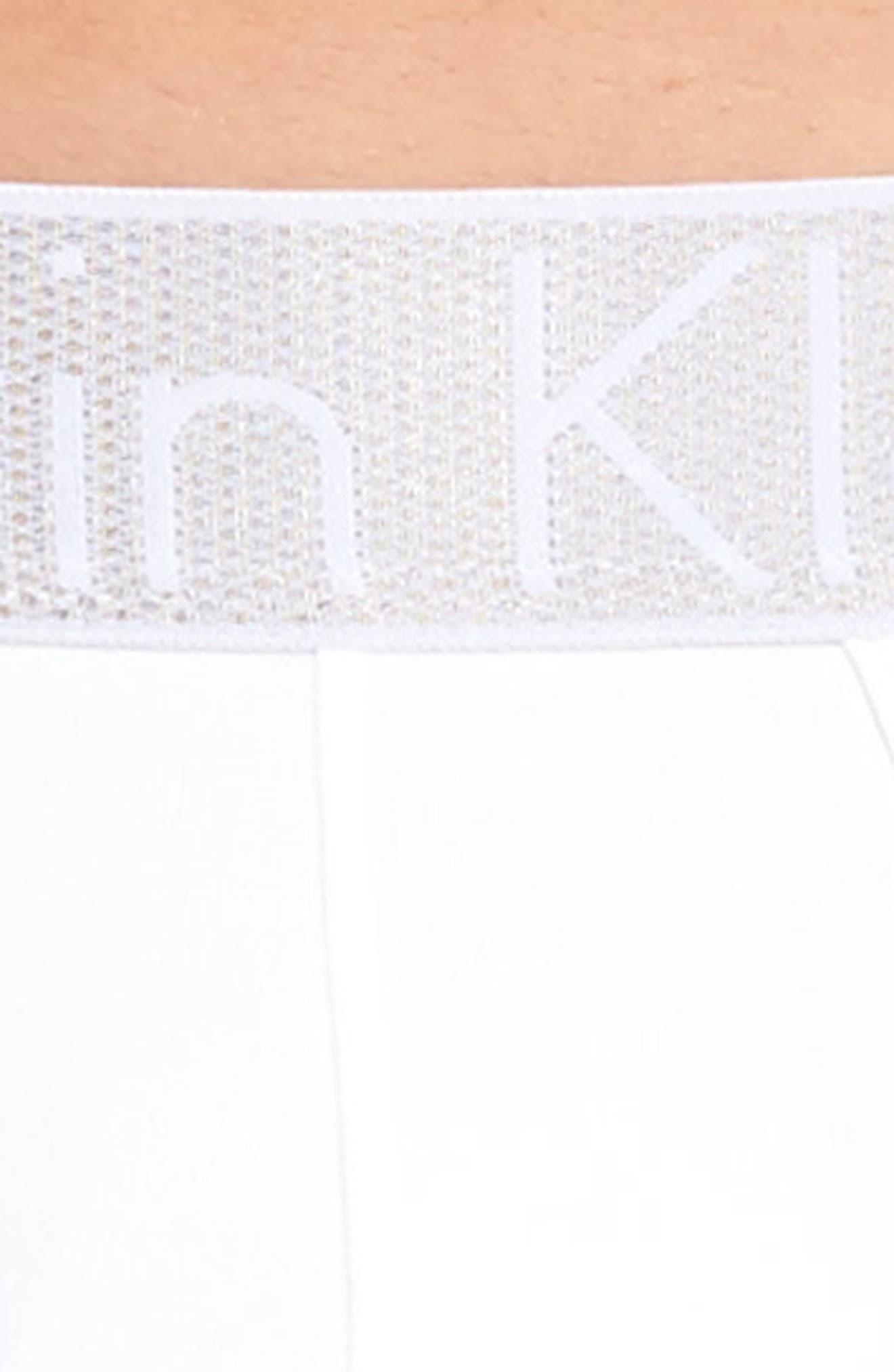 Calvin Klein Stretch Hip Briefs
