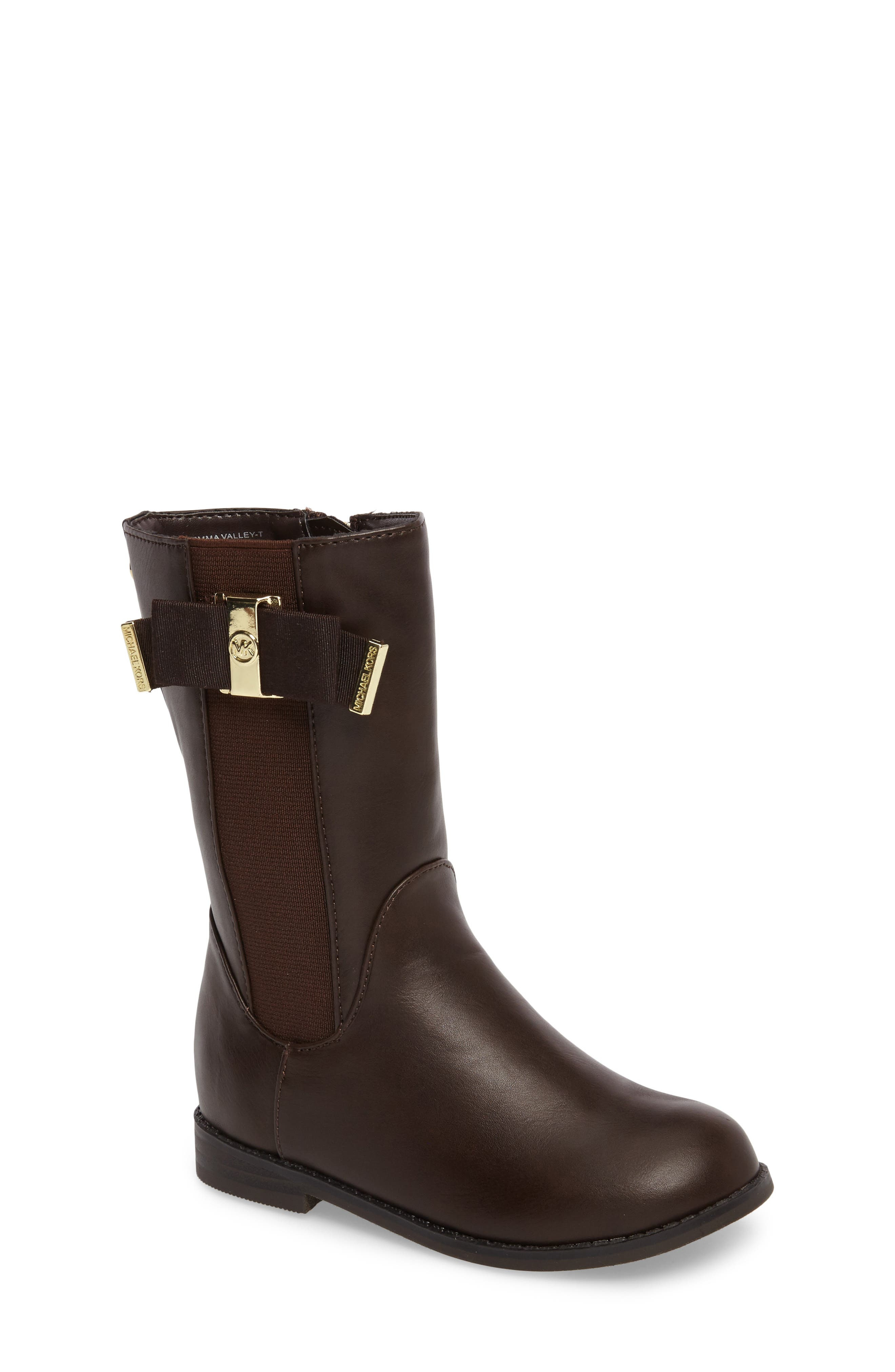 MICHAEL Michael Kors Emma Valley Boot (Walker, Toddler, Little Kid & Big Kid)