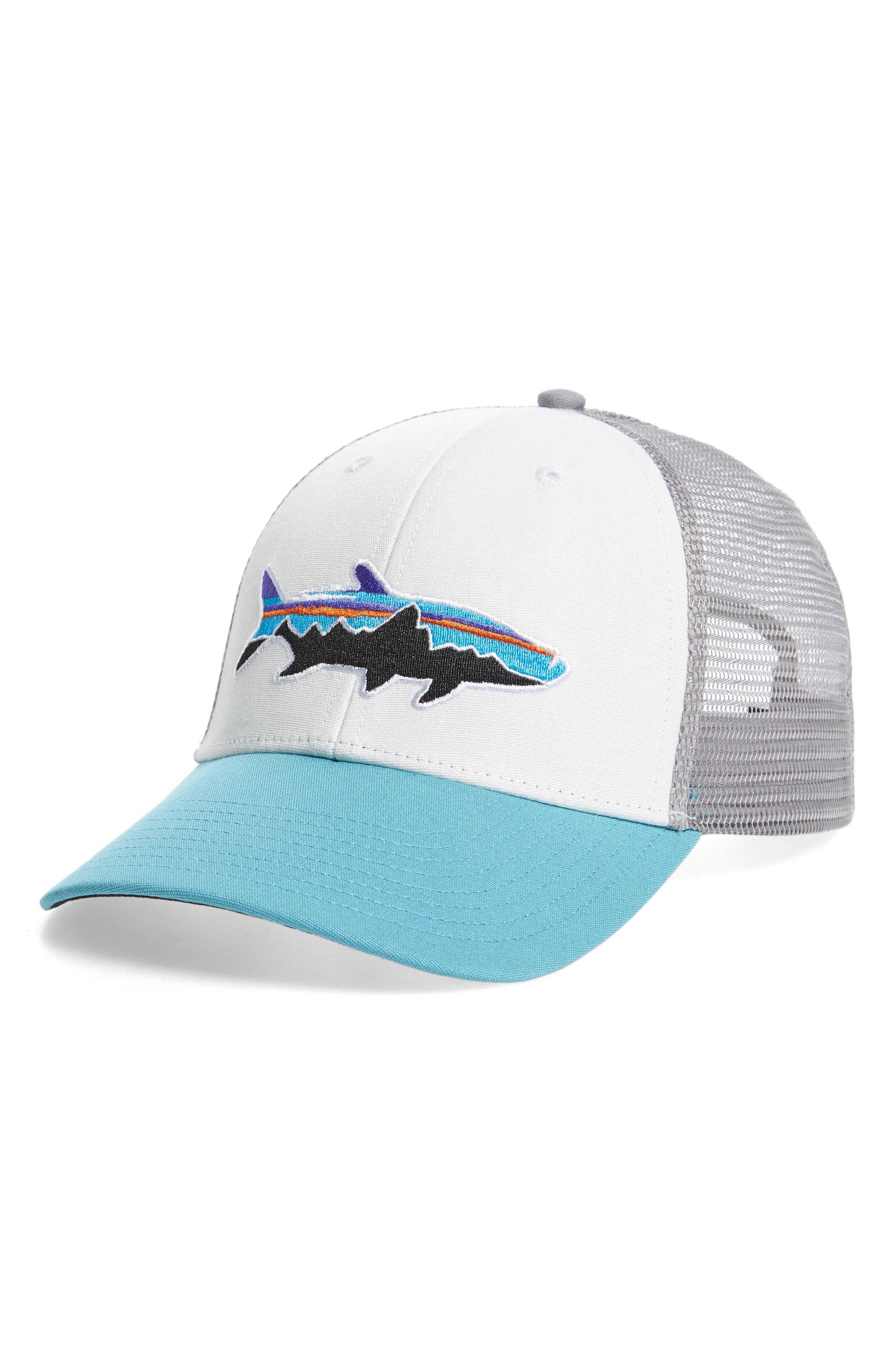 Patagonia Fitz Roy Tarpon Trucker Hat