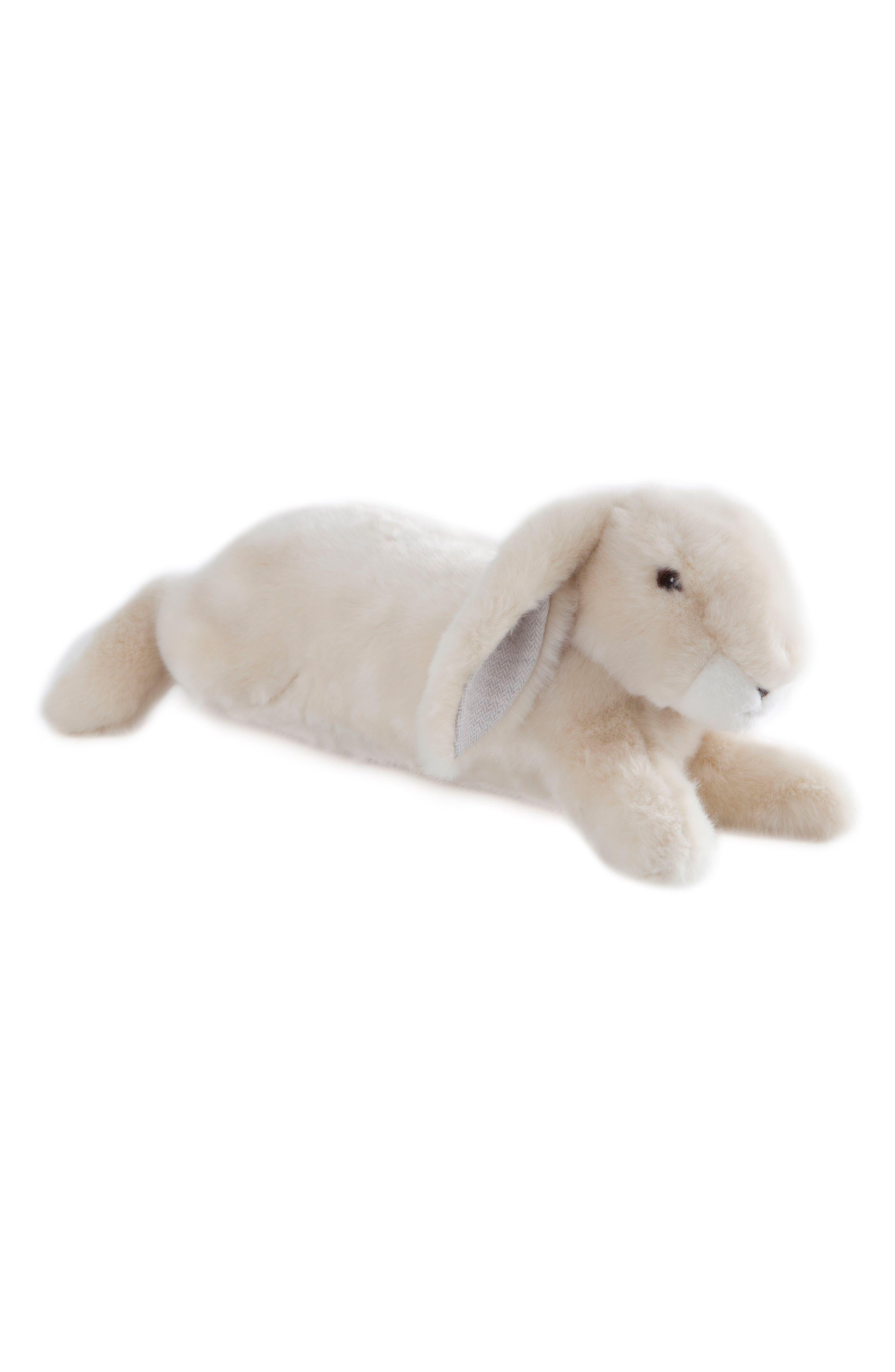 Pamplemousse Peluches Martin the Rabbit Stuffed Animal